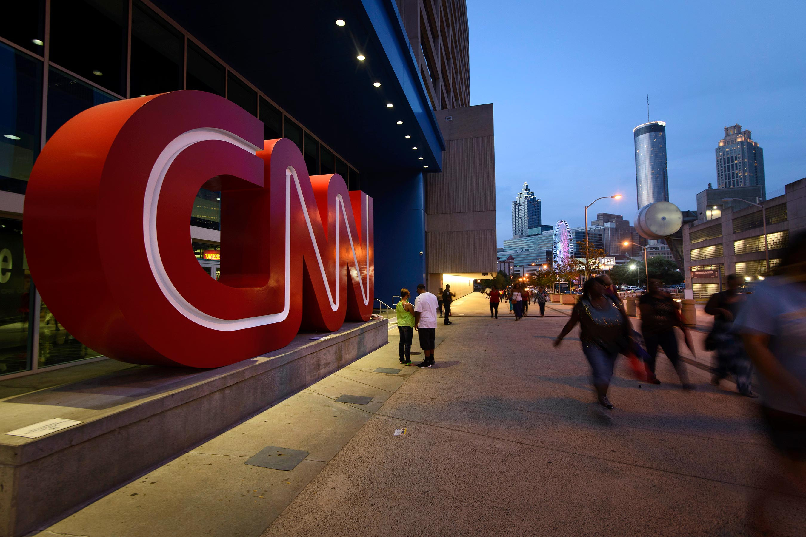 CNN: Man arrested for allegedly threatening to kill network employees