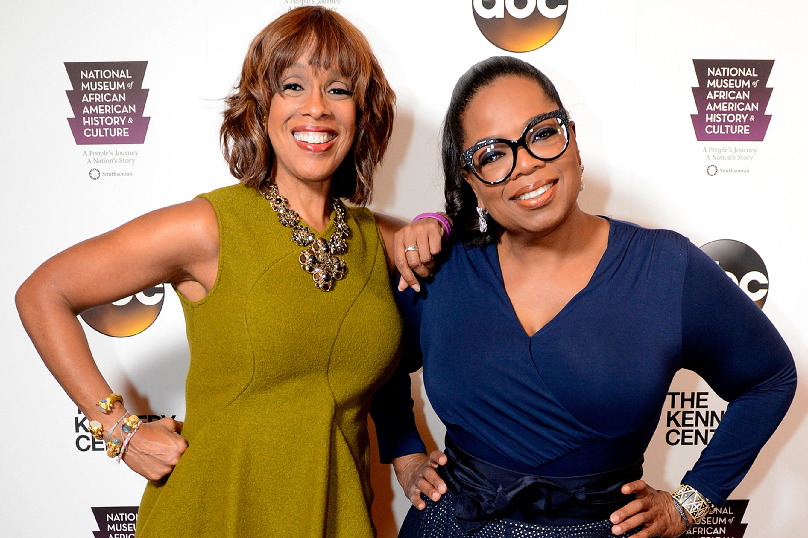 Gayle King says best friend Oprah will 'never' run for president