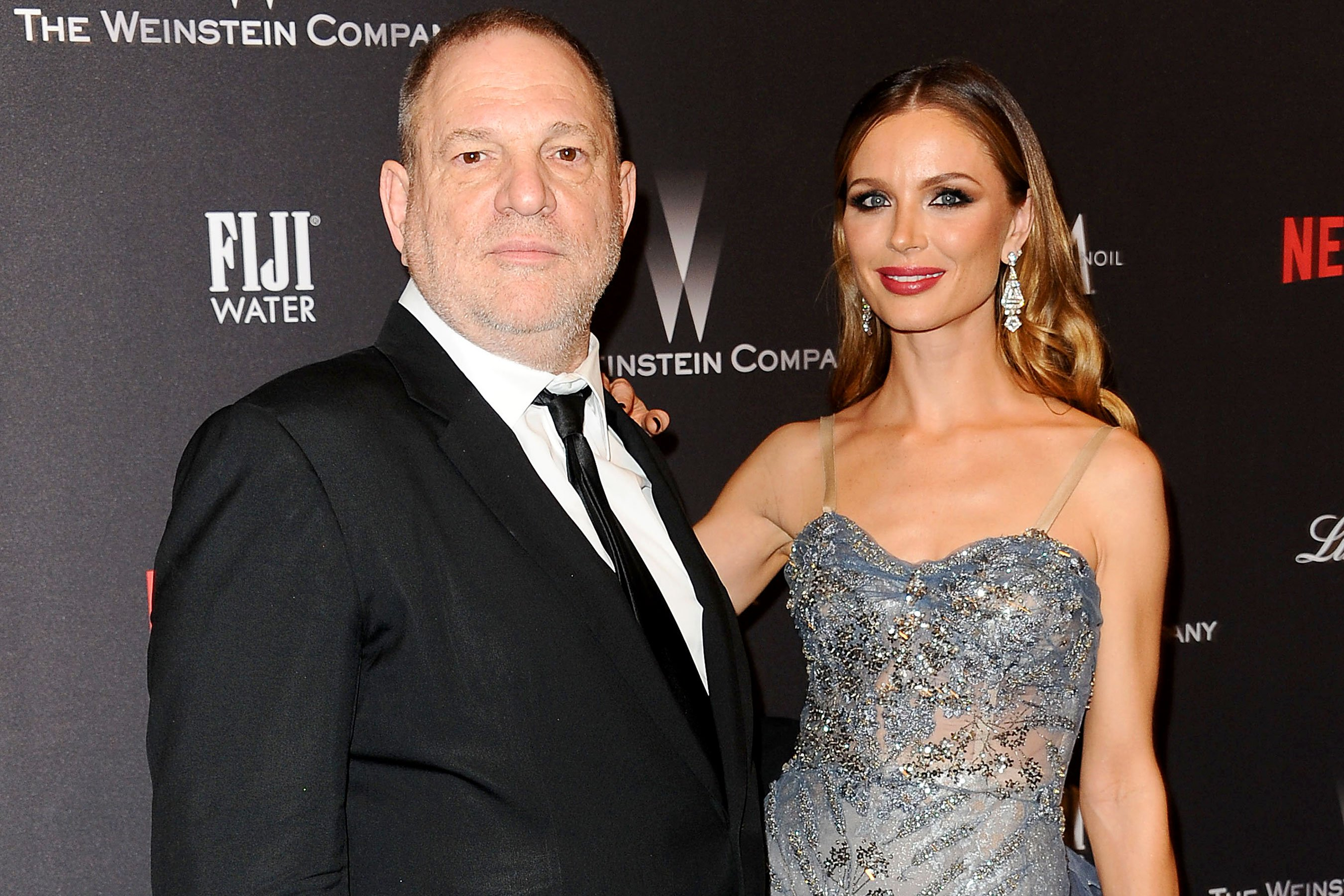 Harvey Weinstein and Georgina Chapman reach divorce settlement