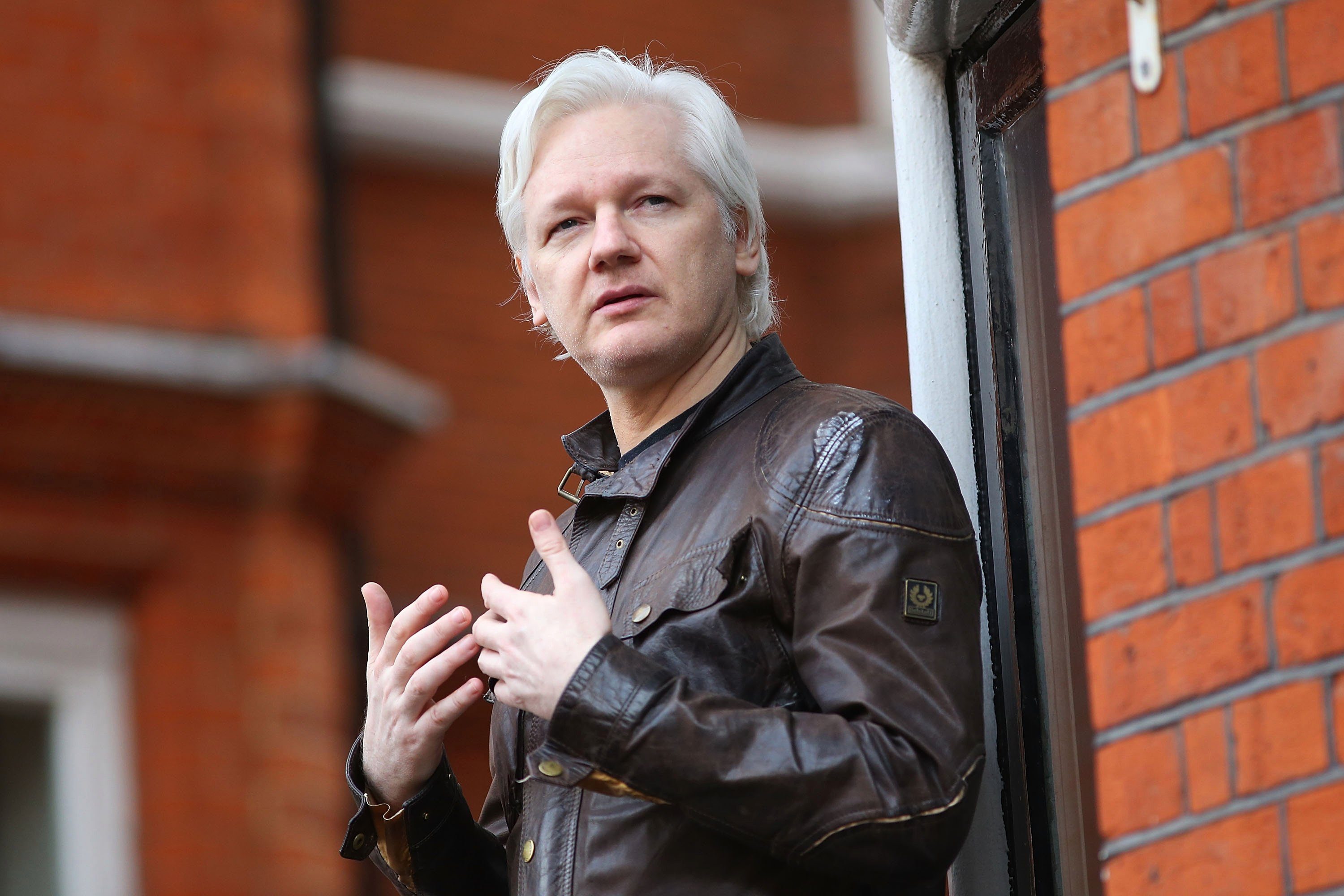 WikiLeaks founder Assange granted Ecuadorian citizenship