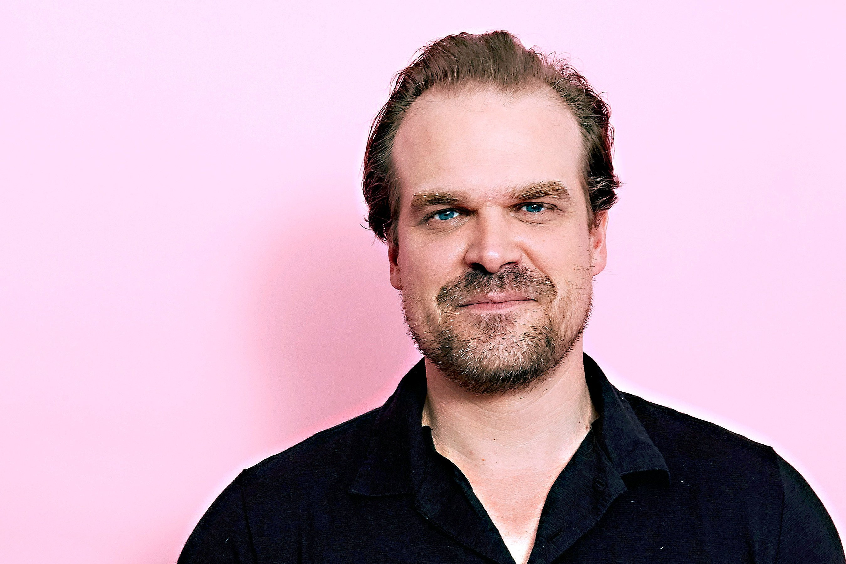 David Harbour on the 'drama' among'Stranger Things'cast: We're a 'dysfunctional family'