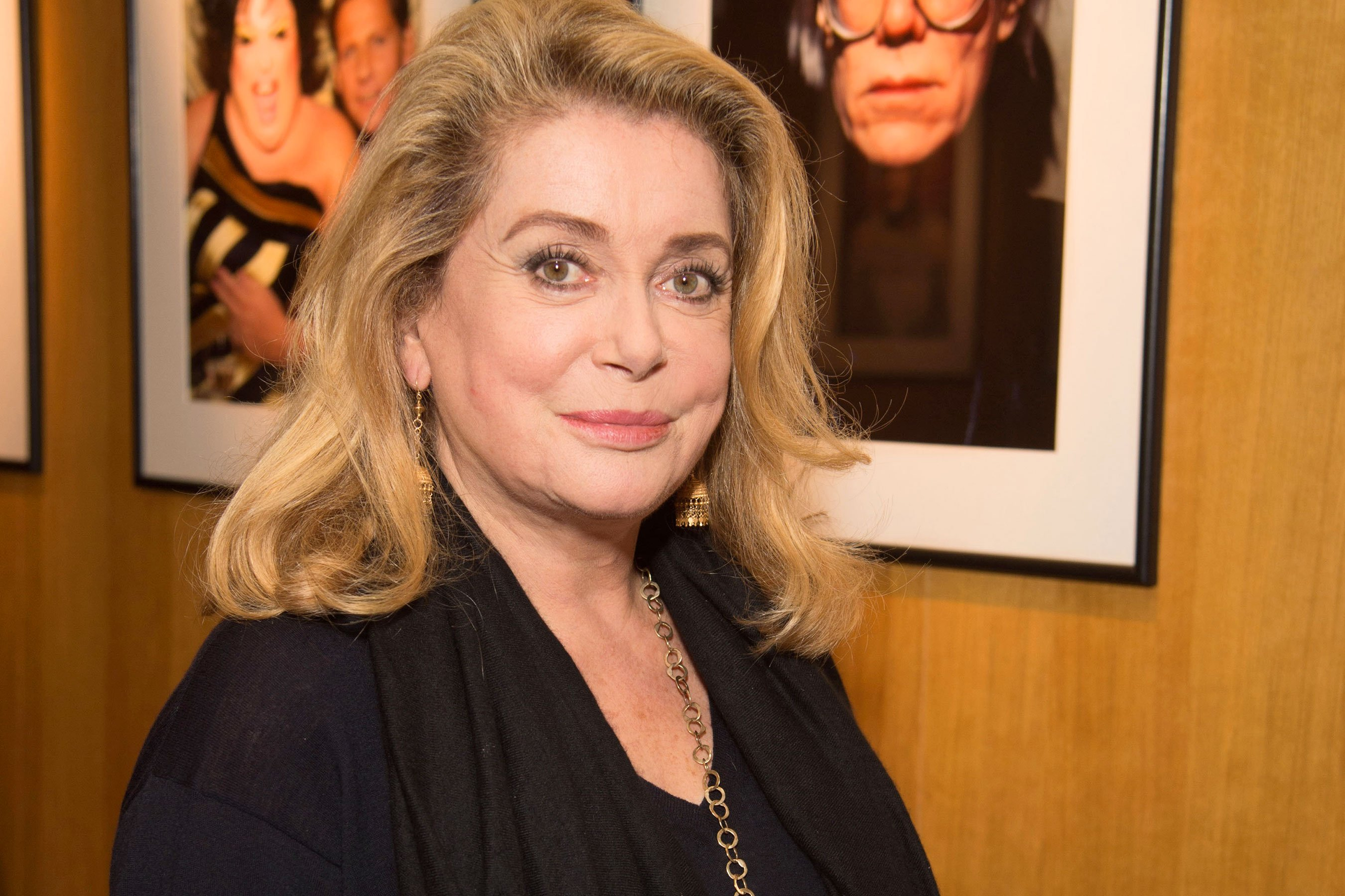 Catherine Deneuve signs letter calling anti-sexual harassment movement a 'witch-hunt'