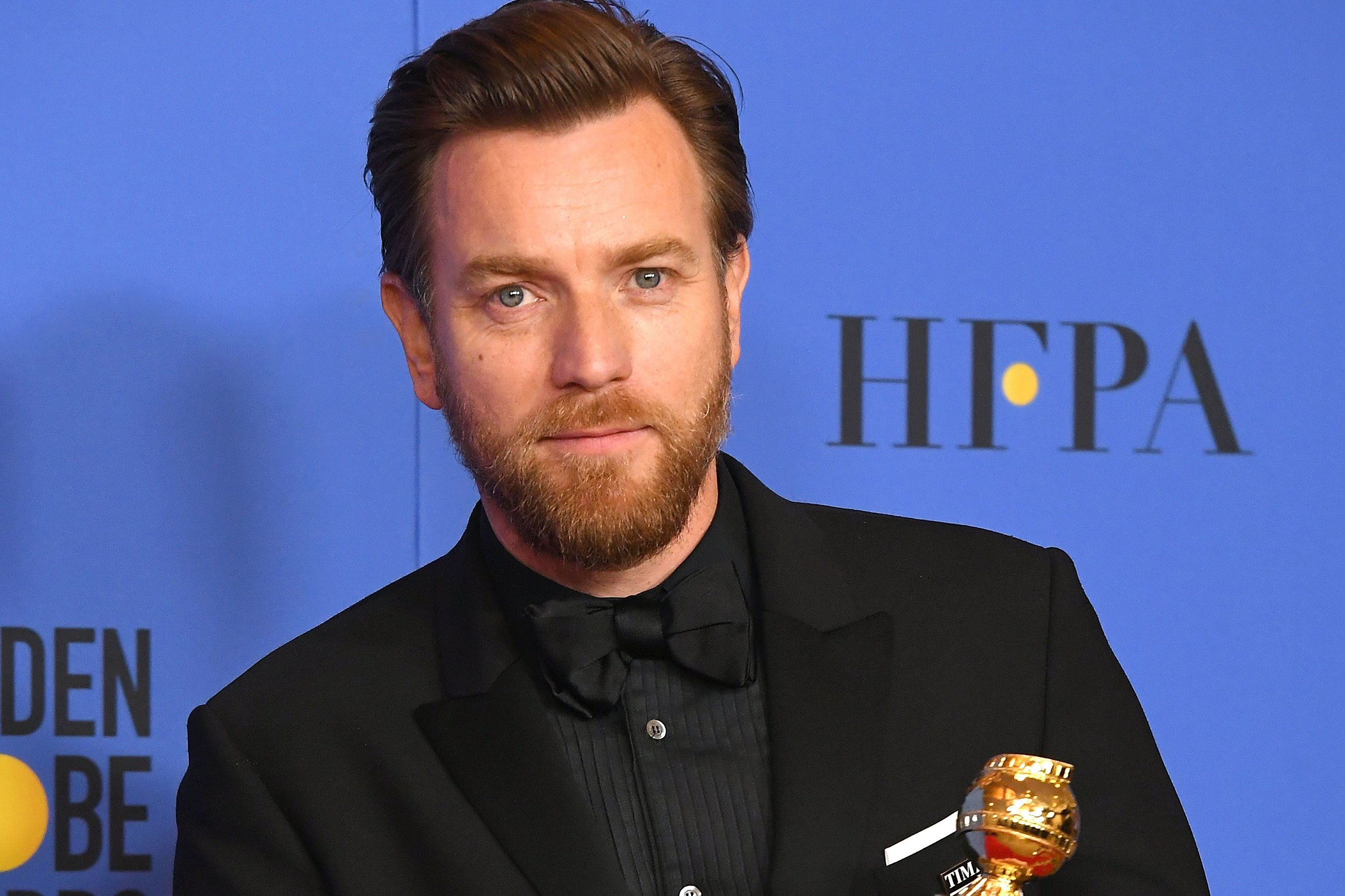 Star Wars: Ewan McGregor 'happy' to play Obi-Wan again
