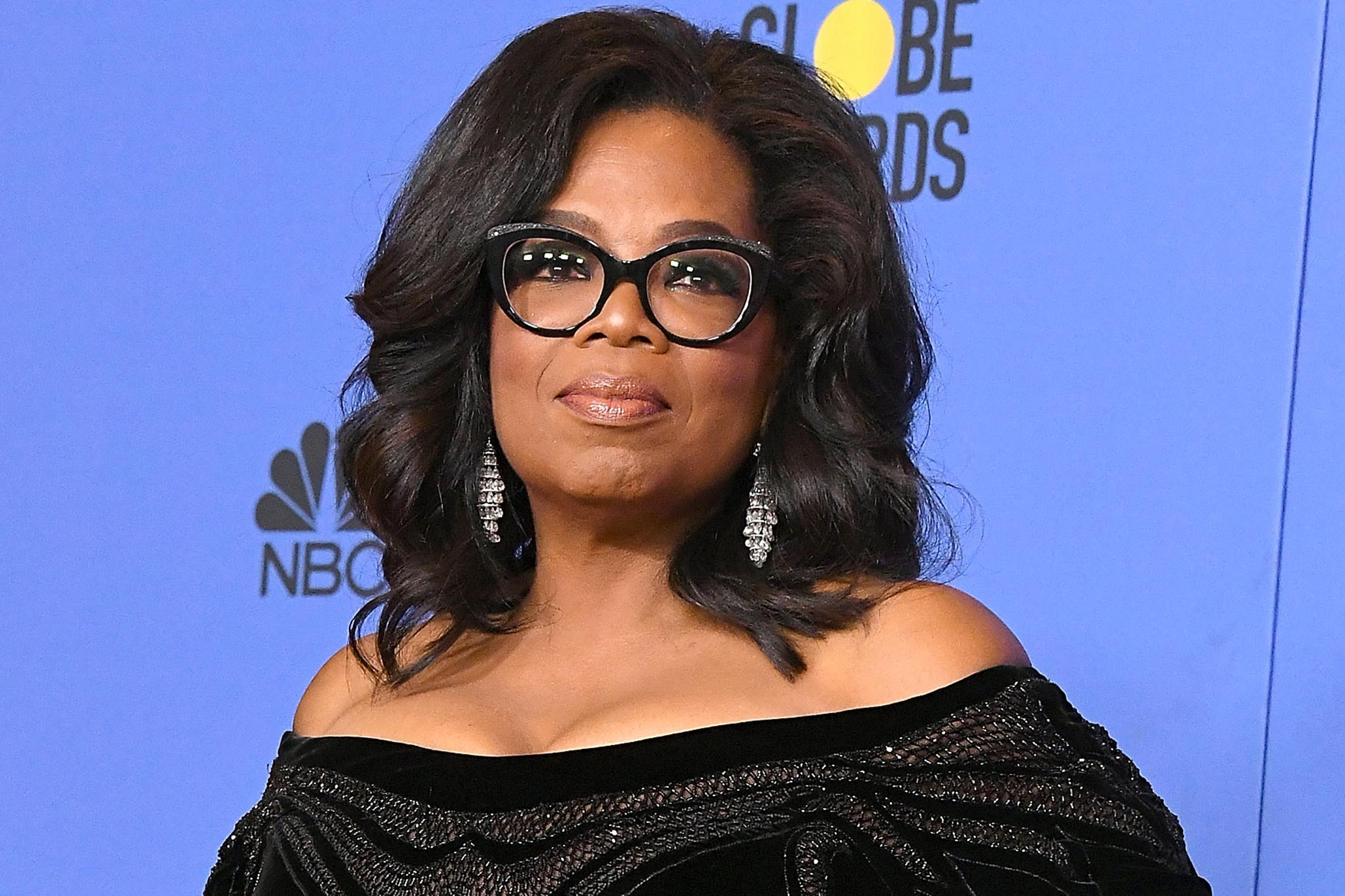 Oprah Winfrey breaks silence on calls for presidential campaign