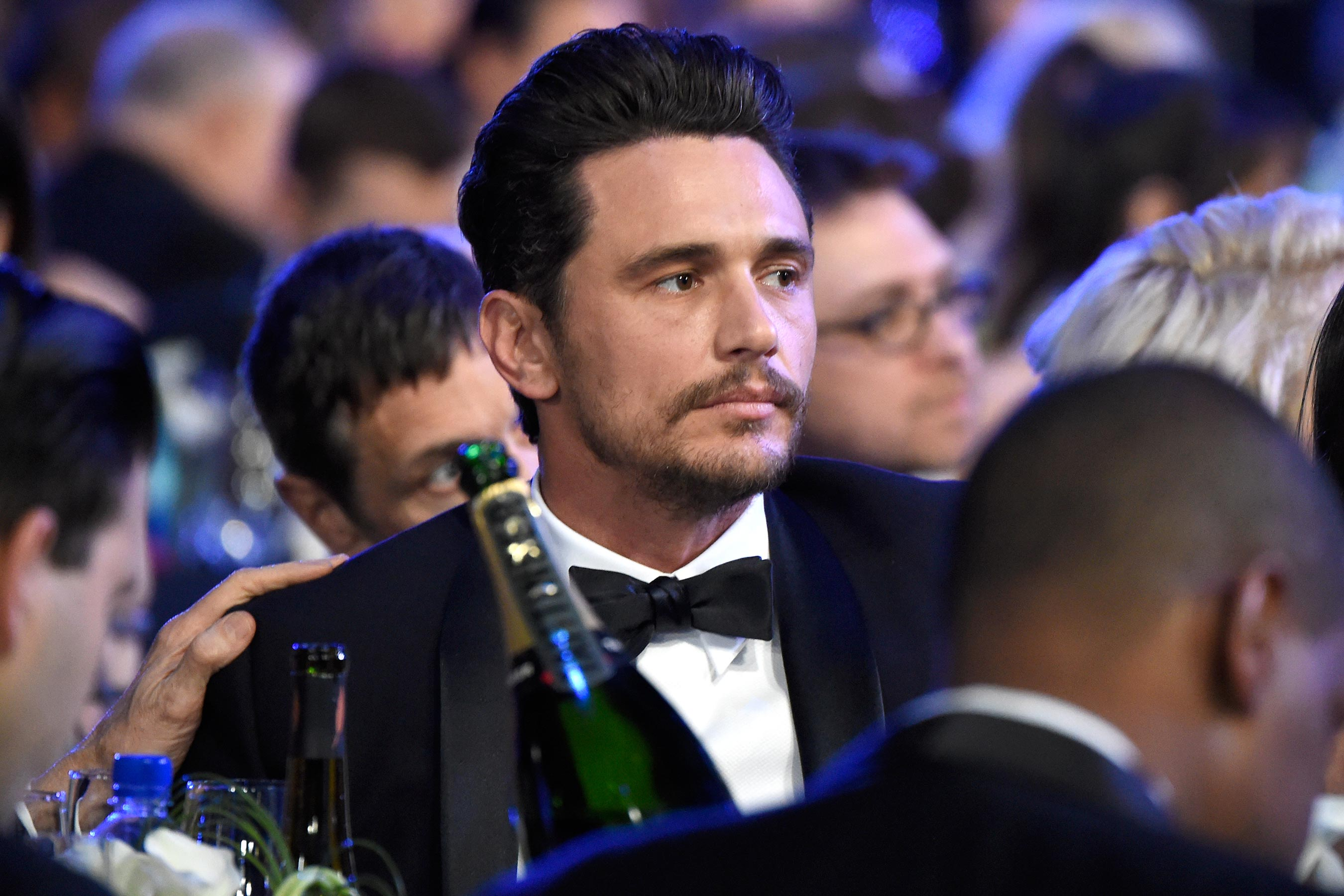 James Franco digitally erased from 'Vanity Fair' cover after sexual misconduct allegations