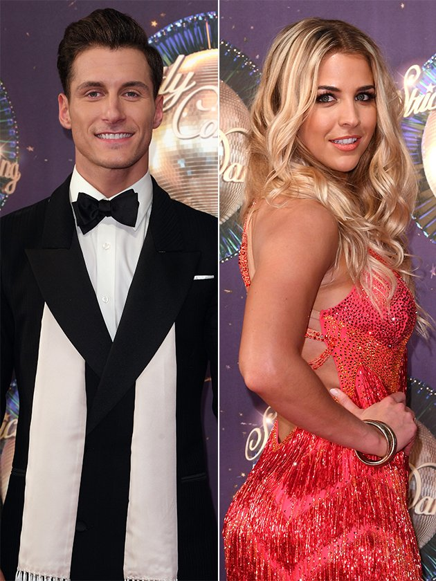 Strictly's Gemma Atkinson and Gorka Marquez excite fans with cosy snap