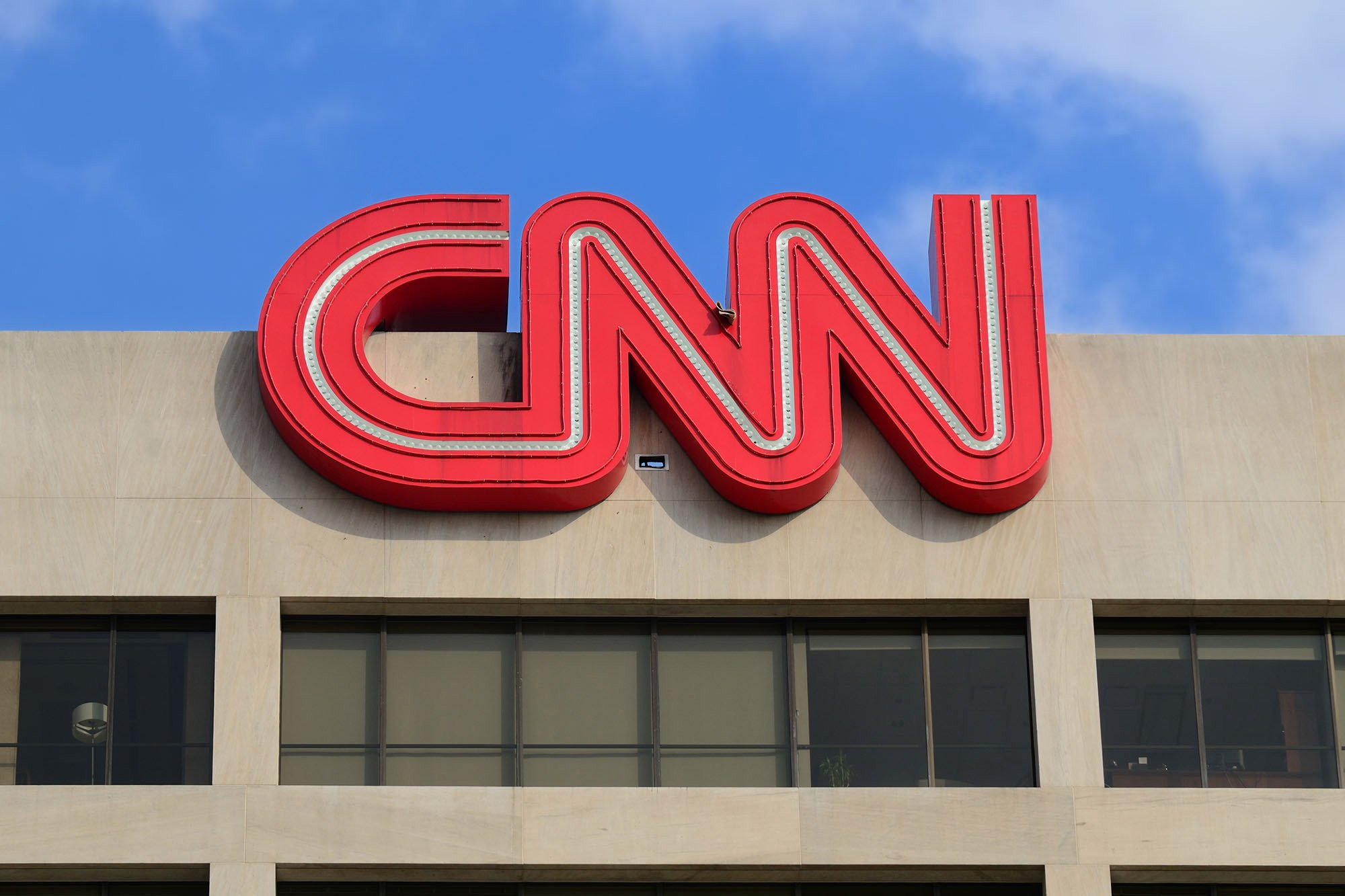 Maniac threatens mass shooting at 'fake news' CNN headquarters