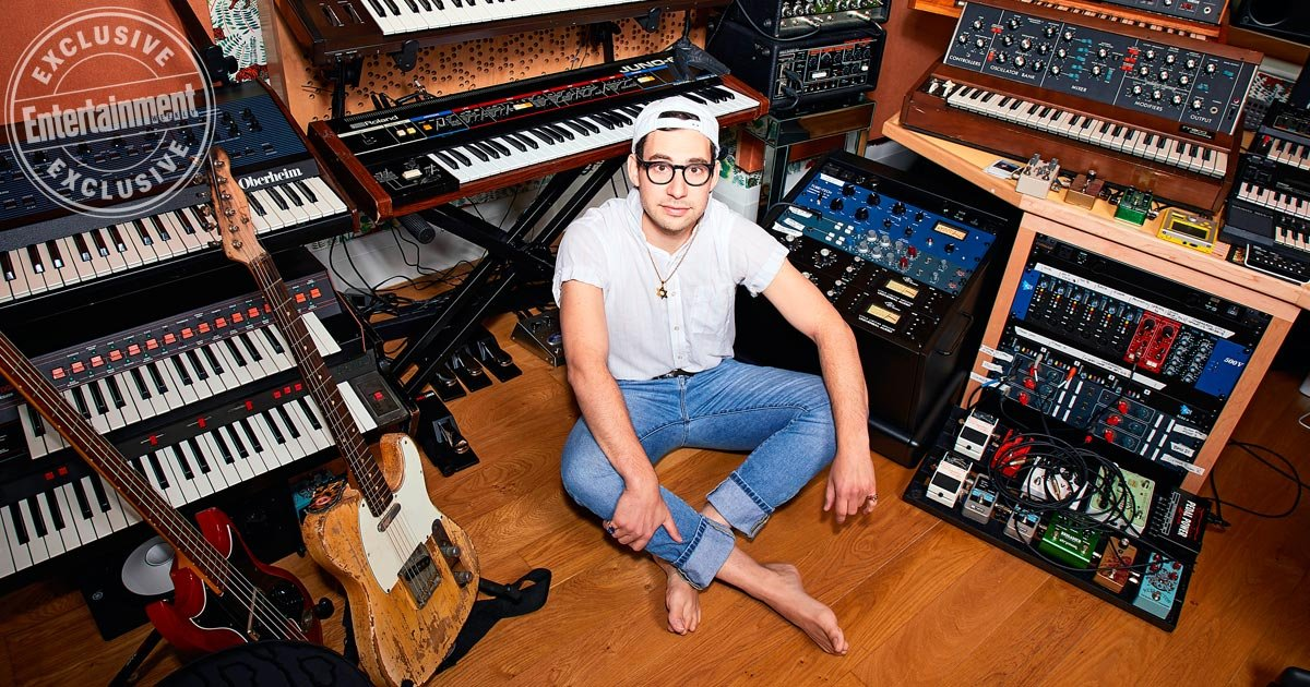 Jack Antonoff on producing Taylor Swift, Lorde, Bleachers, and Pink