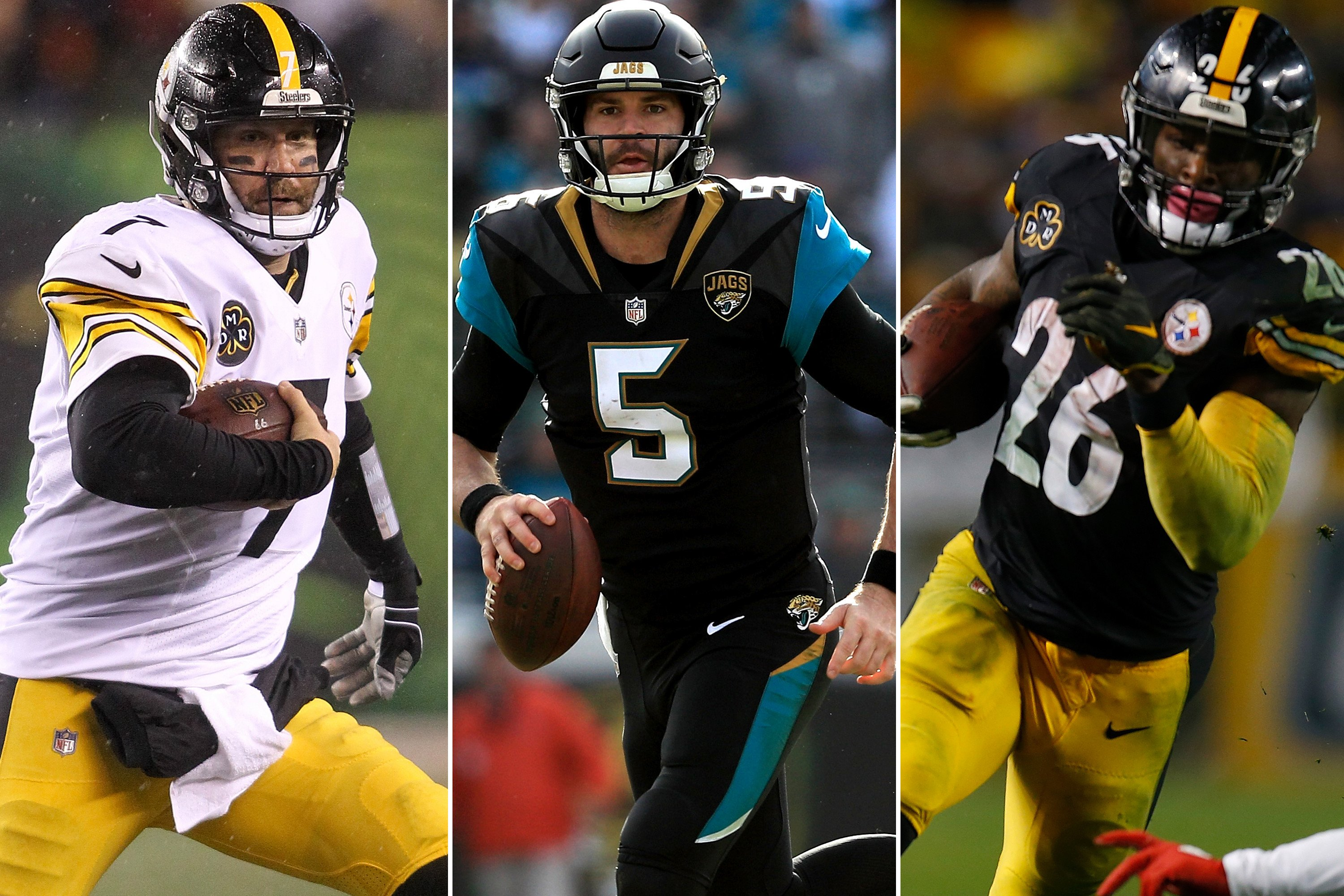Revamped Steelers get chance for redemption against Jaguars