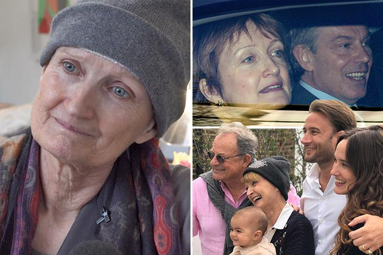 Baroness Tessa Jowell speaks for the first time about her battle with cancer
