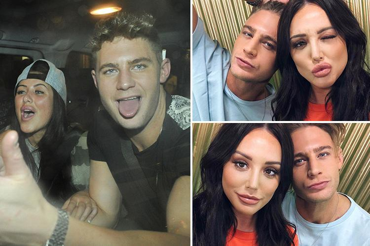 Scotty T returns to Just Tattoo Of Us filming with Charlotte Crosby following Geordie Shore sacking