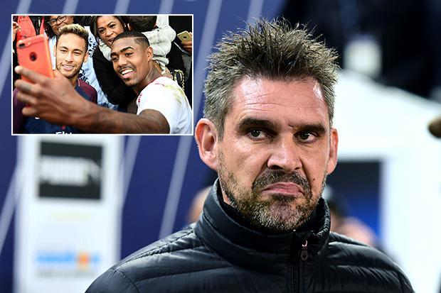 Arsenal transfer news: Bordeaux boss Jocelyn Gourvennec hints Gunners target Malcom will leave this January