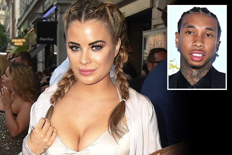 Tyga dumped by glamour girl Carla Howe after being approached for Love Island