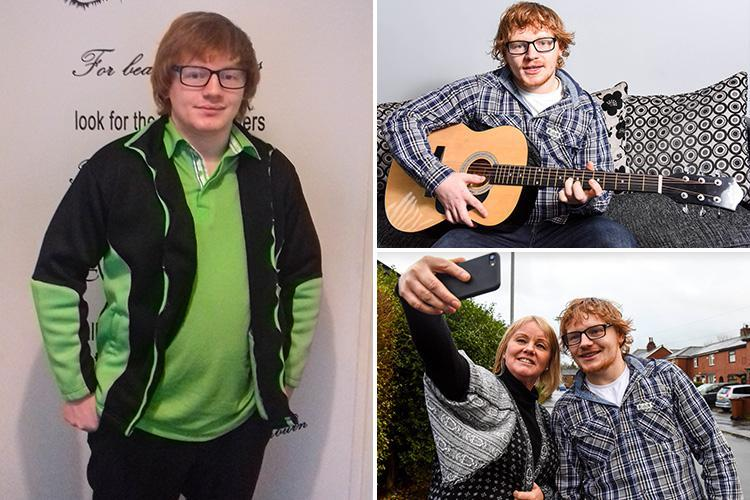 Shelf-stacking Ed Sheeran lookalike gets mobbed by Asda shoppers every time he goes to work