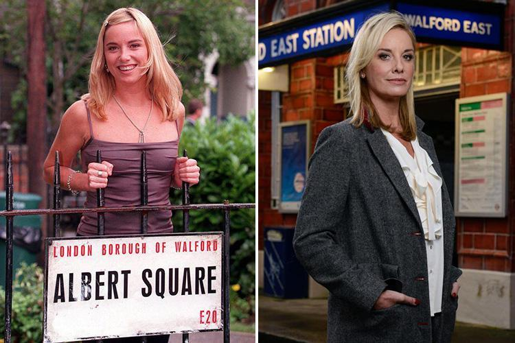 Who is Mel Owen in EastEnders, how did she make her return and who is her son, Hunter?
