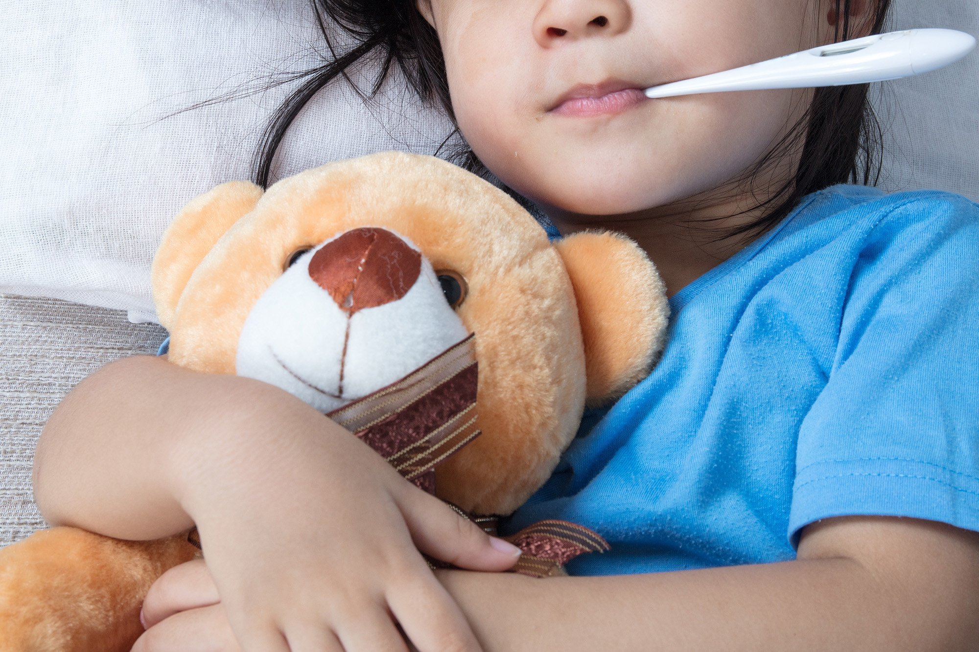 Flu epidemic has already killed 30 kids and hasn't peaked yet