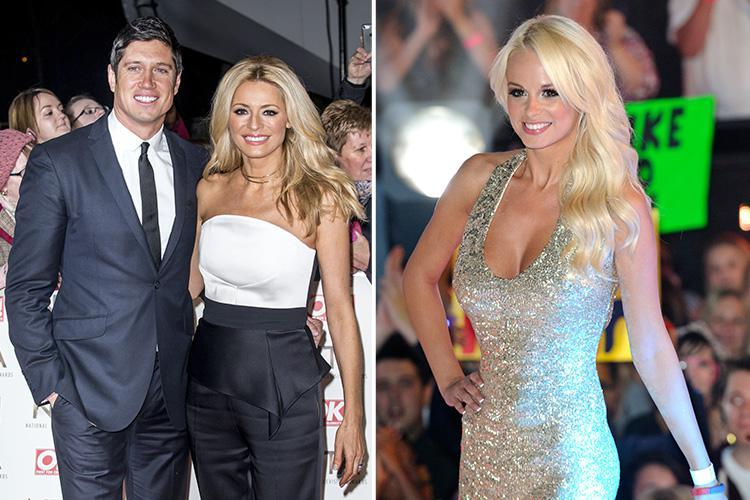 Rhian Sugden reveals her devastation after being branded a 'sex-texter' and seen as the bad one after Vernon Kay 'got drunk and sent inappropriate text messages' to her