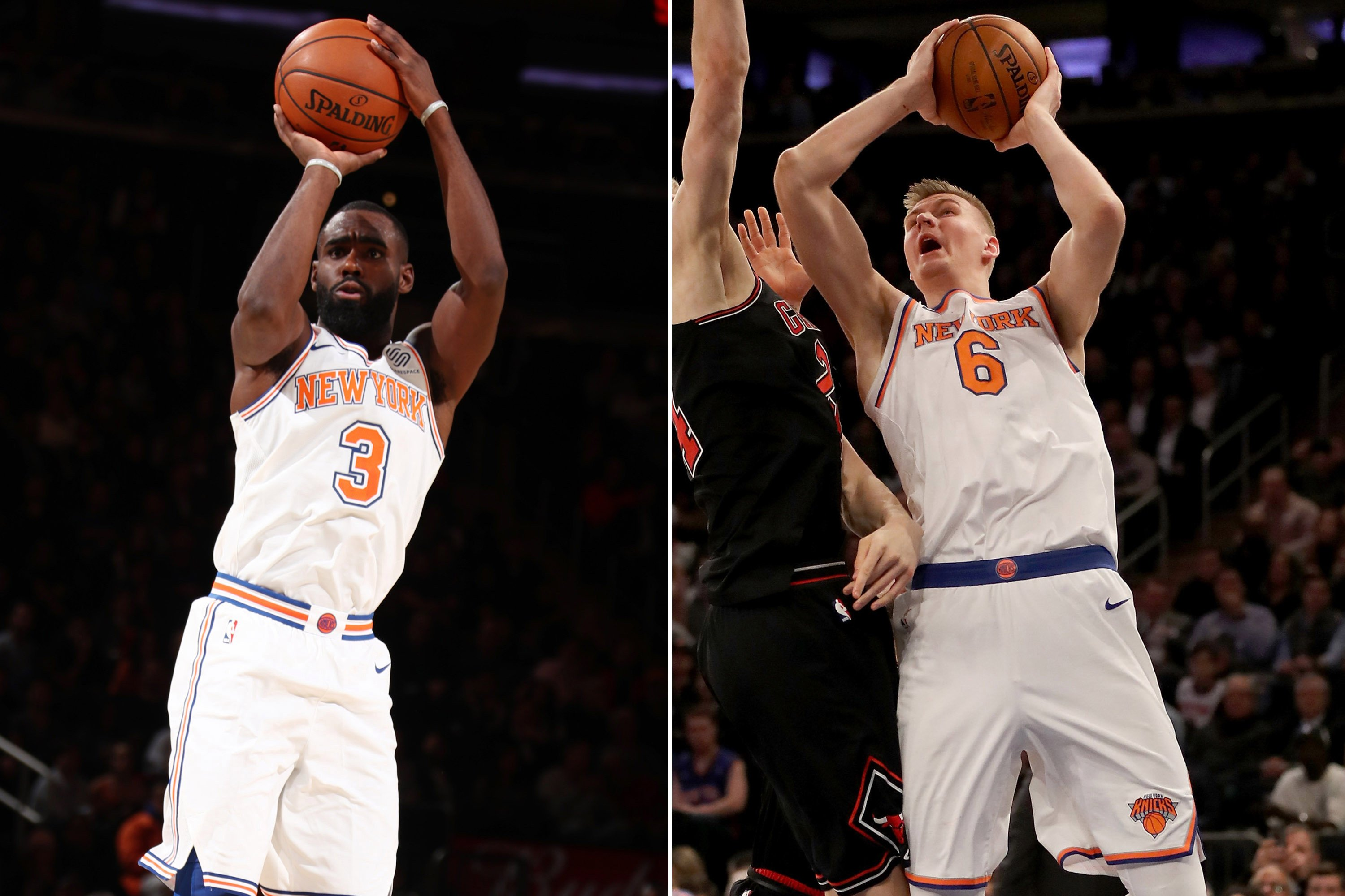 Why Knicks think Hardaway can spark a Porzingis revival