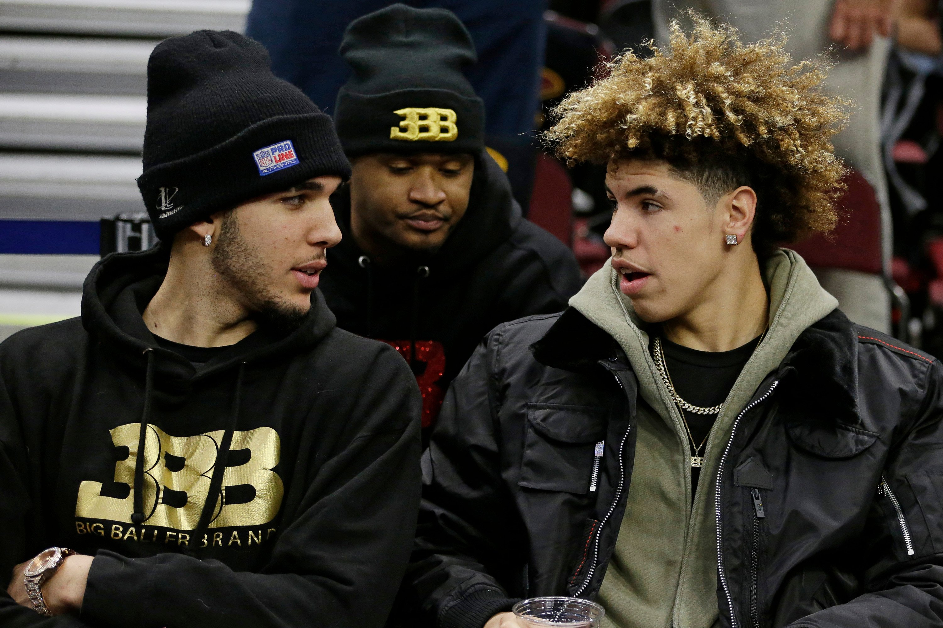 The ambitious Lithuania playing plan for LiAngelo, LaMelo Ball
