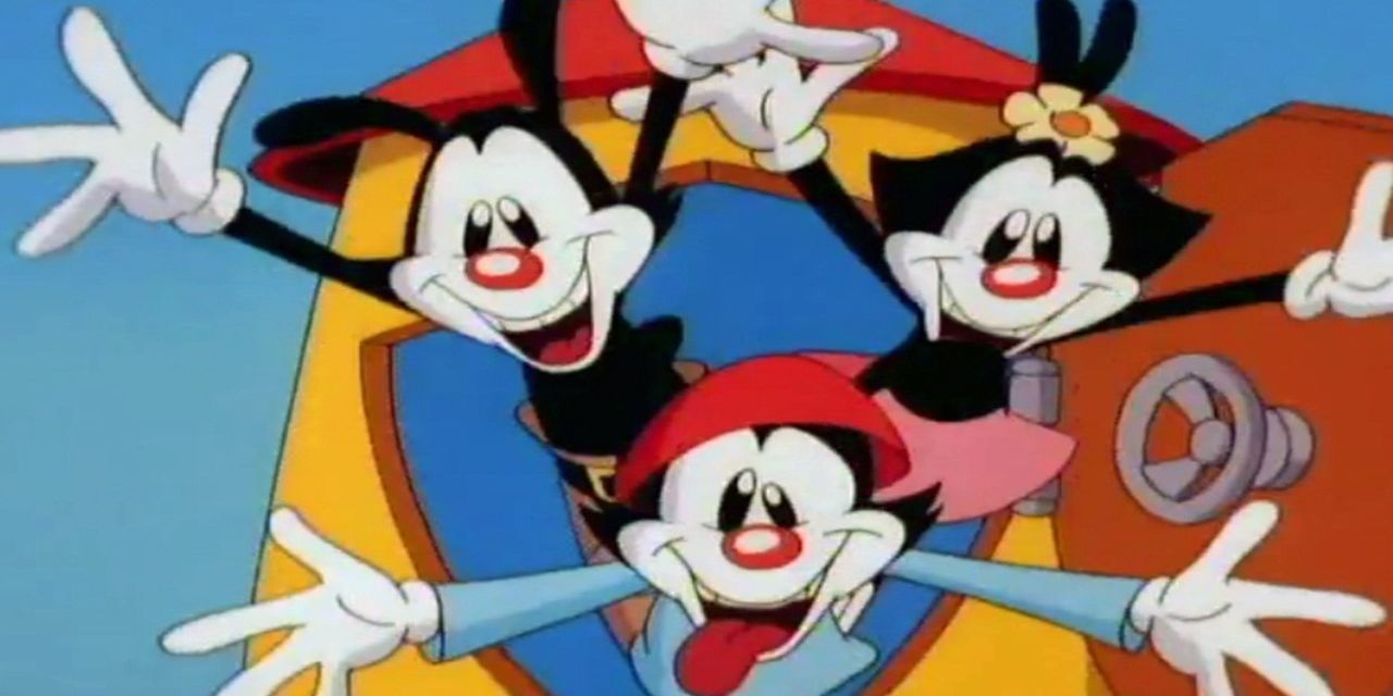 Animaniacs is coming back – with Pinky and the Brain