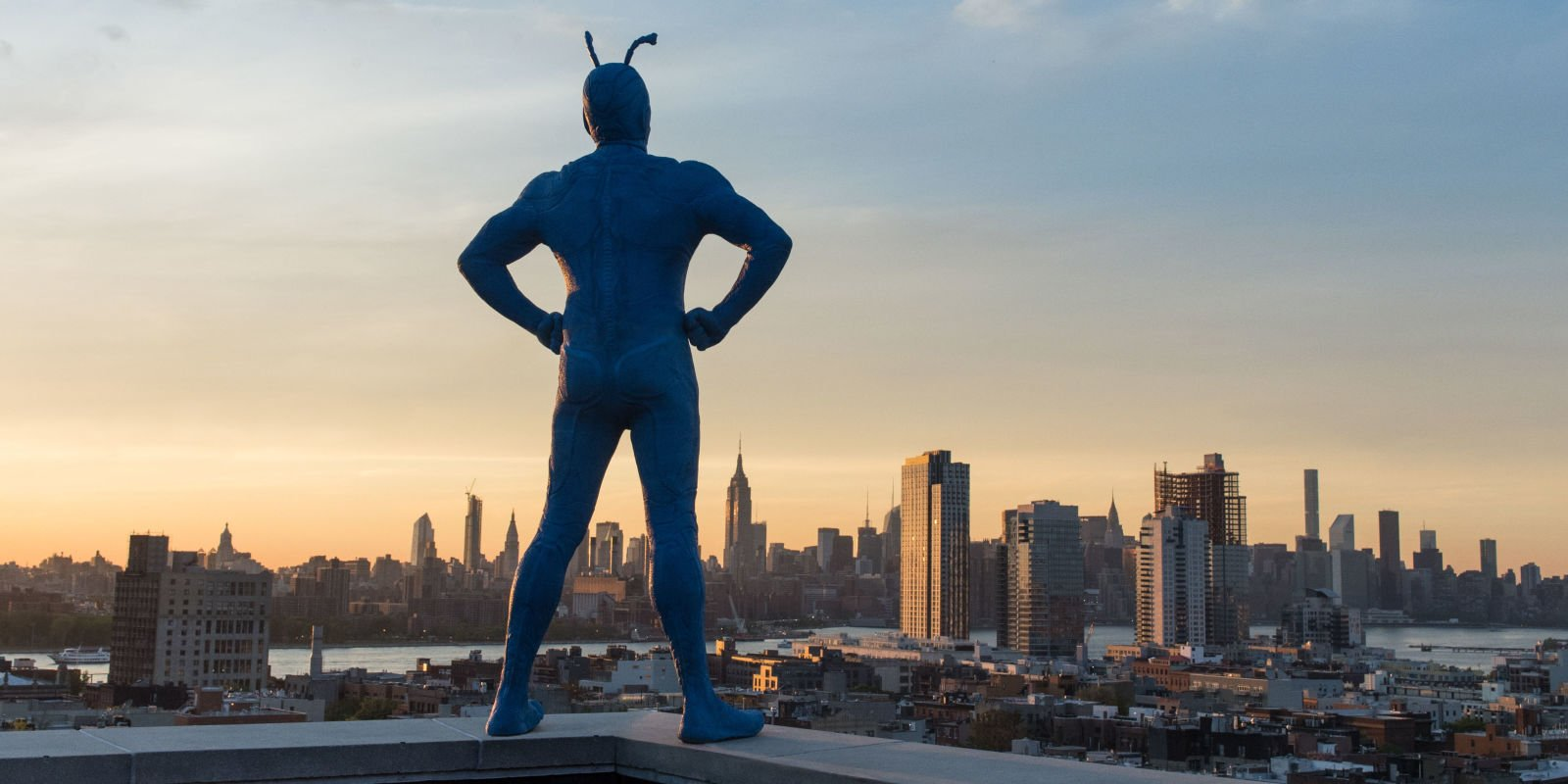 The Tick season 2 is greenlit by Amazon