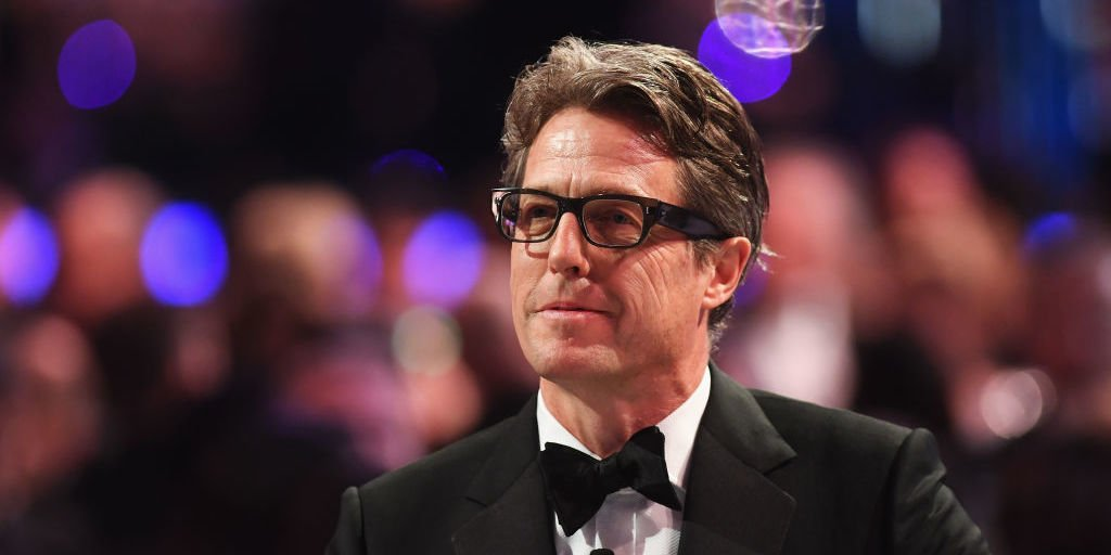 Hugh Grant improvised famous Bridget Jones scene