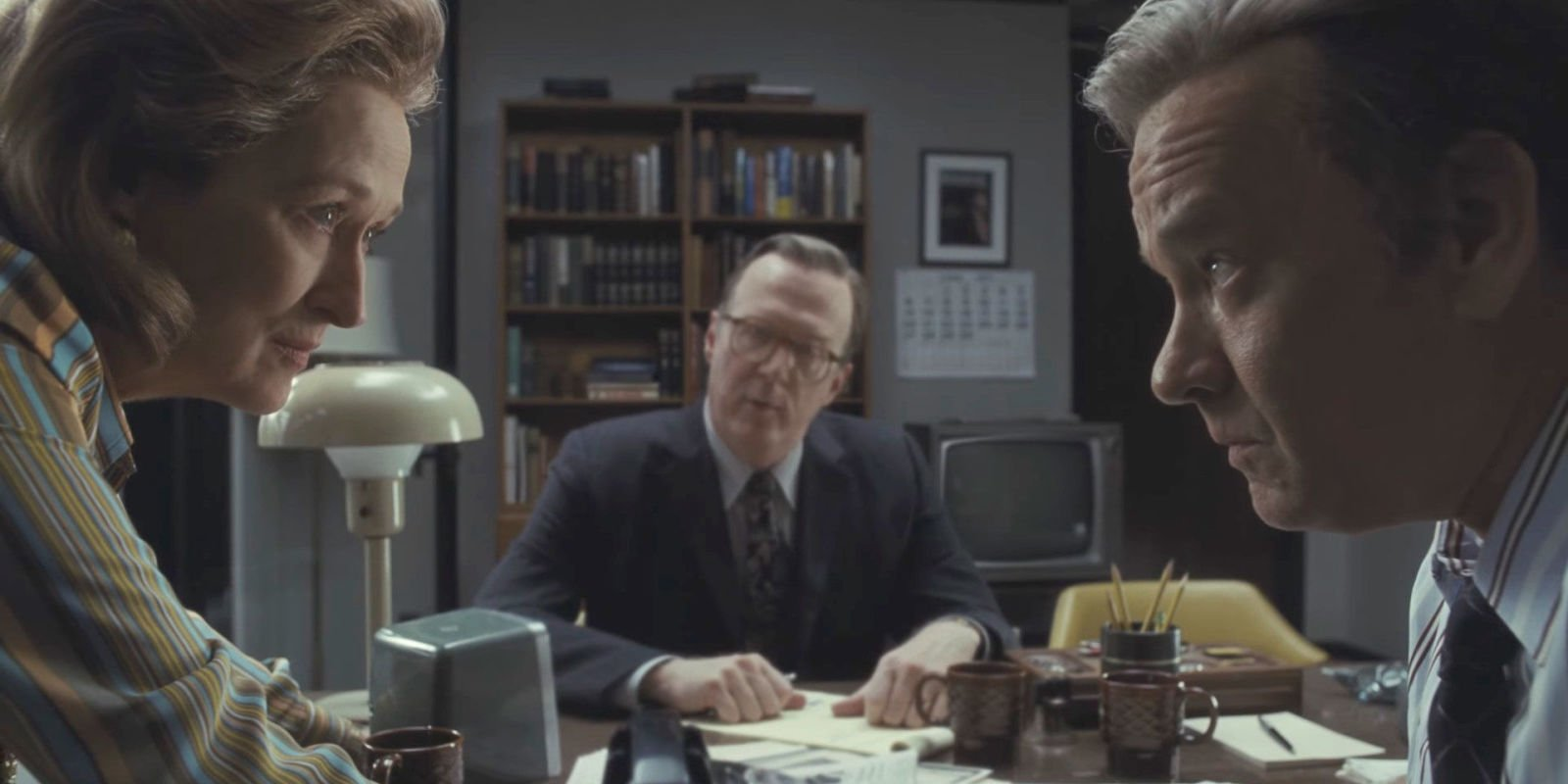 Steven Spielberg shot his new film The Post in nine months as a response to 'fake news'
