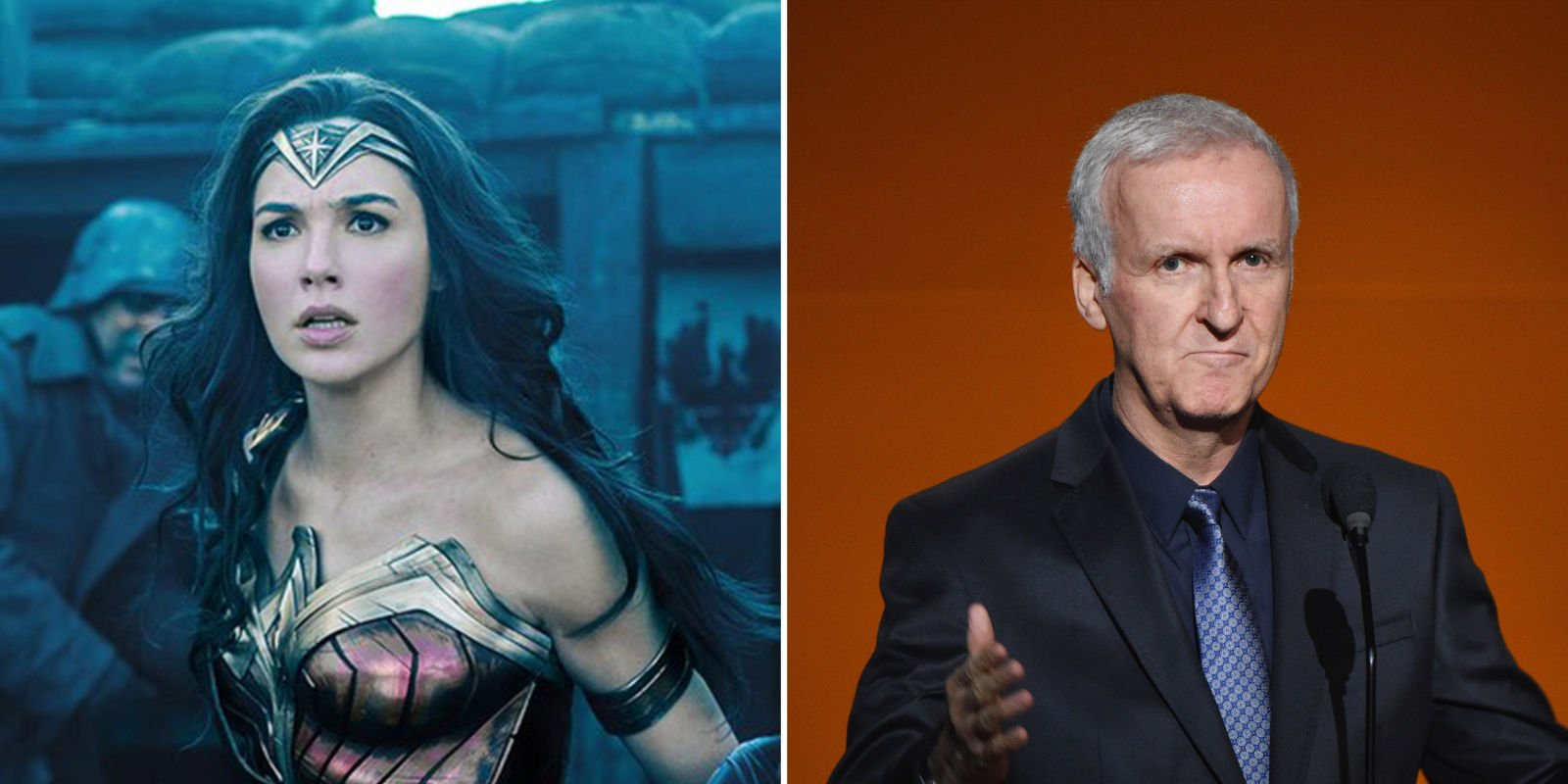 "Wonder Woman Gal Gadot really wasn't happy with James Cameron calling the superhero an ""objectified icon"""