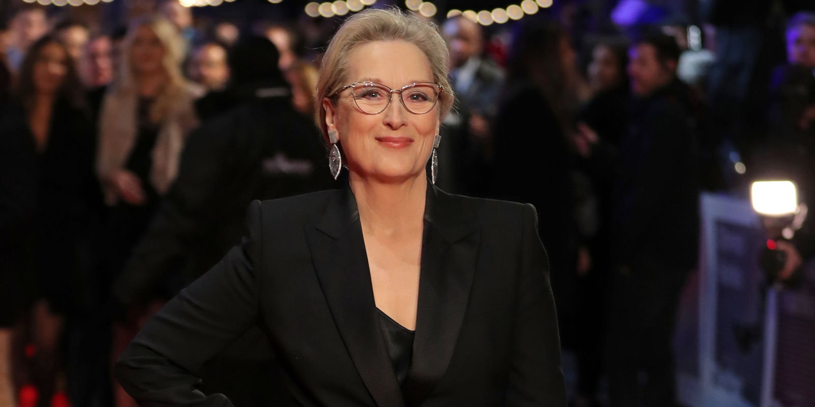 "Meryl Streep on The Post: ""It fell to a woman to hold the line for press freedom when women were excluded from roles in the press"""