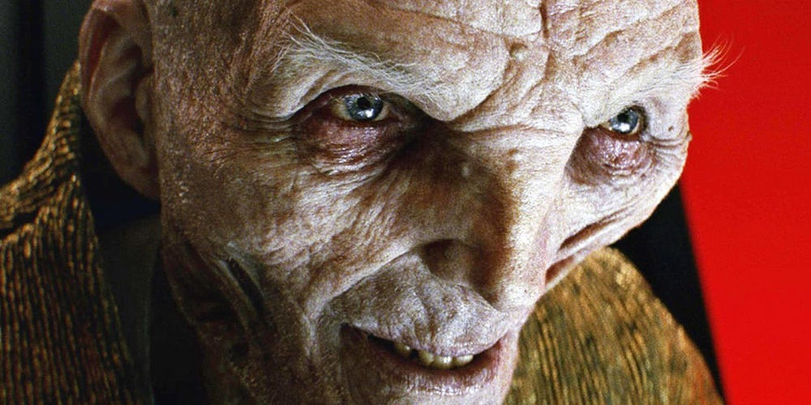 Why Star Wars The Last Jedi killed off Snoke and didn't reveal his backstory