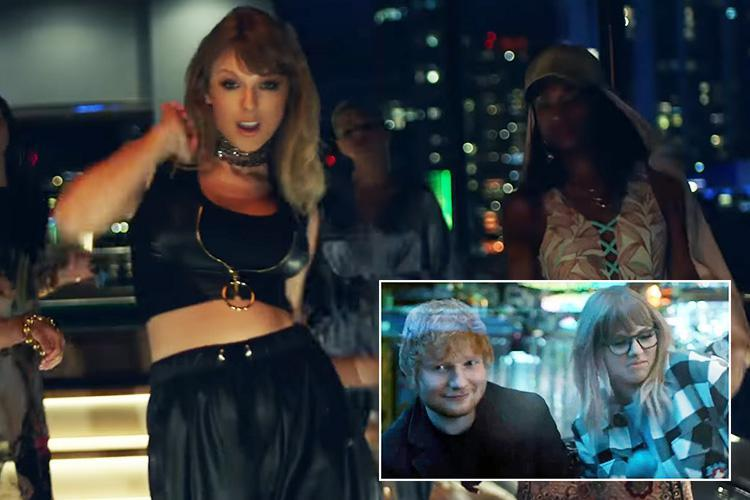 Taylor Swift End Game video and lyrics – how do Future and Ed Sheeran feature and where was it filmed?