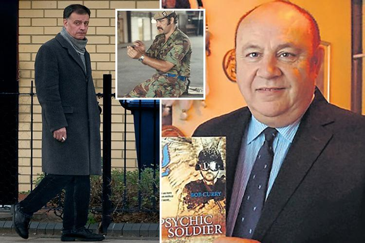 Iranian Embassy terrorist pictured enjoying his cushy life in a Peckham council house as SAS hero Bob Curry is homeless