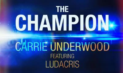 Listen to Carrie Underwood's Super Bowl Anthem 'The Champion' Ft. Ludacris