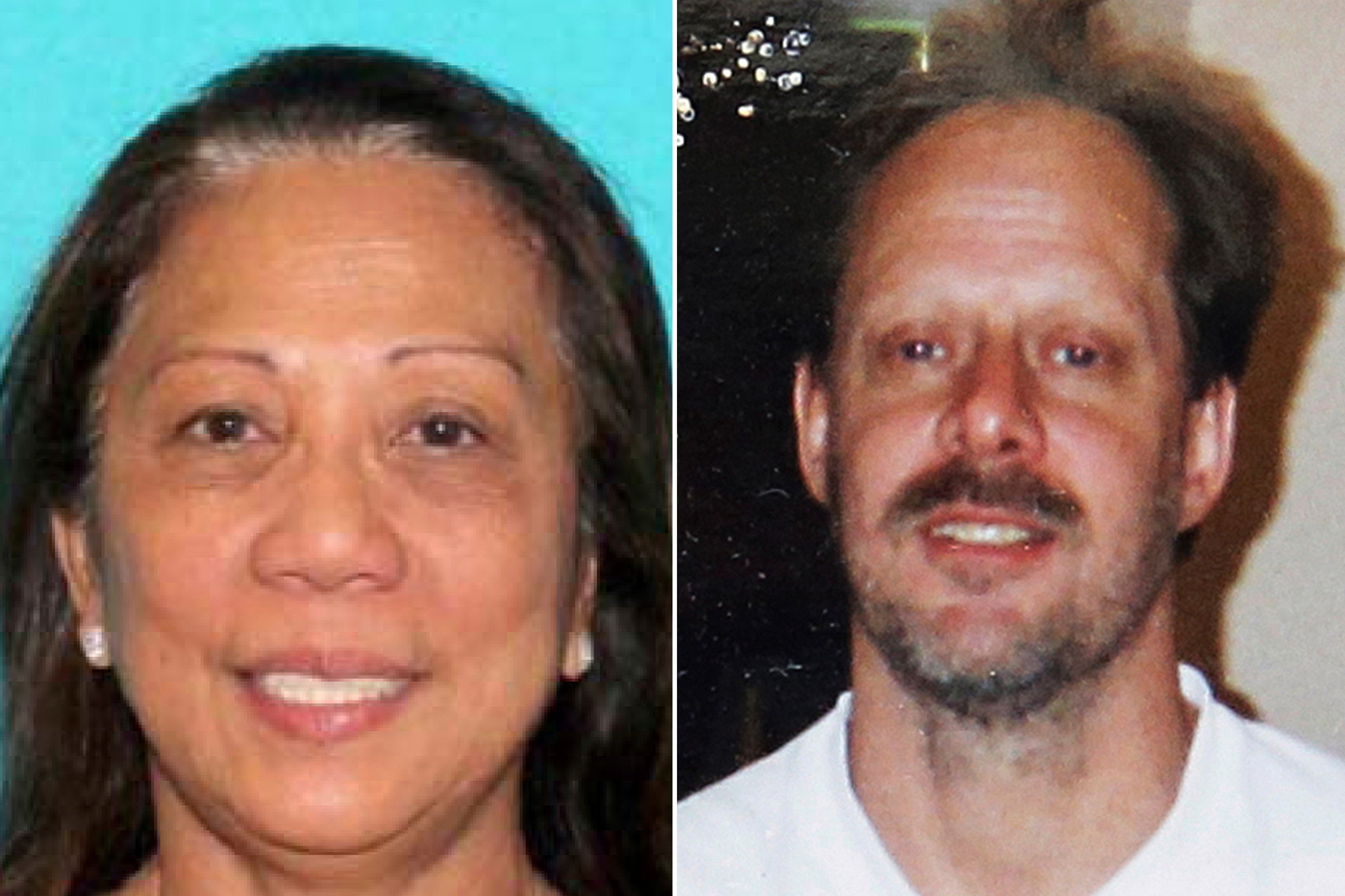Vegas shooter's girlfriend may have known something was up