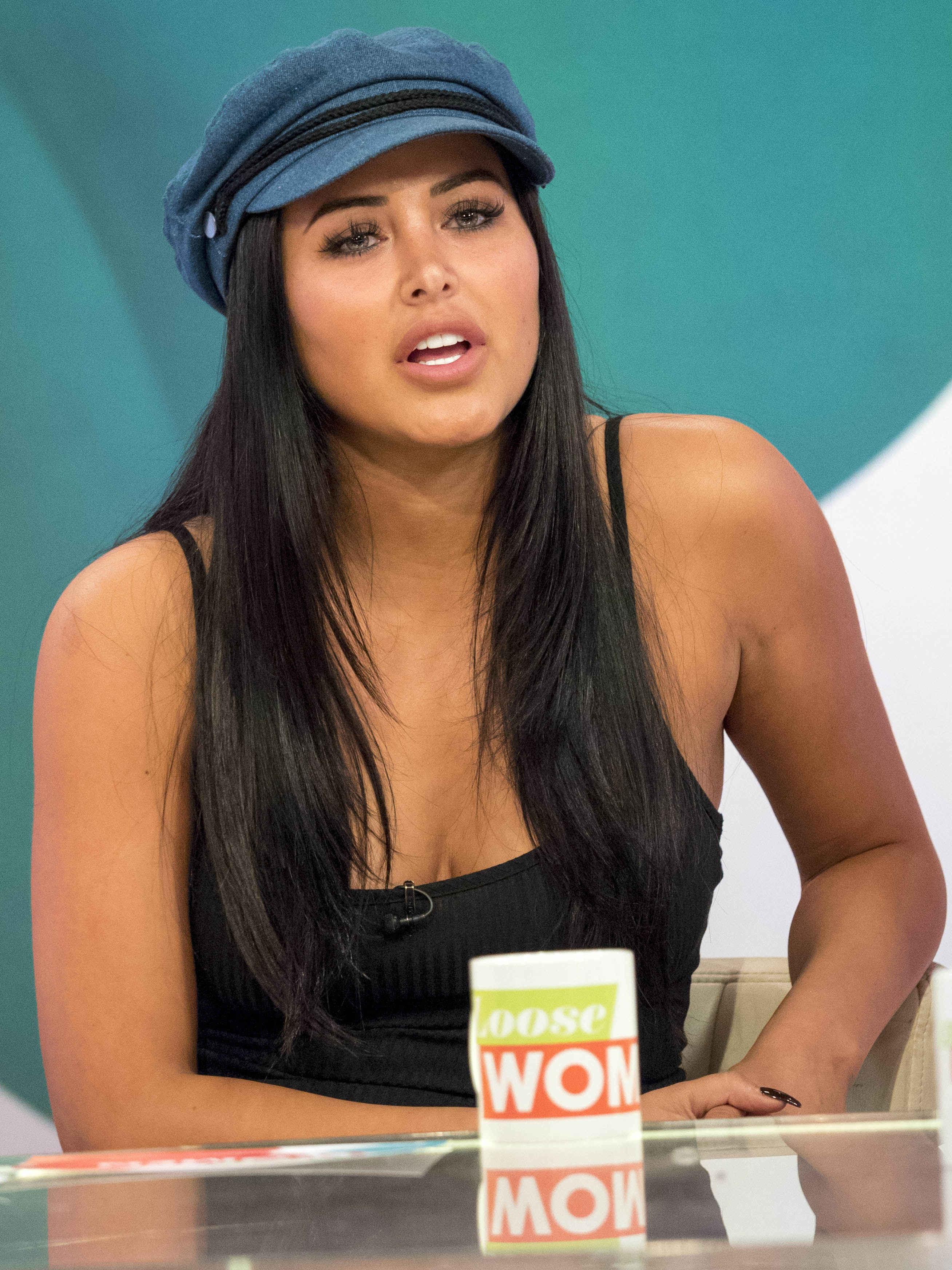 Marnie Simpson calls Geordie Shore fake after fans
