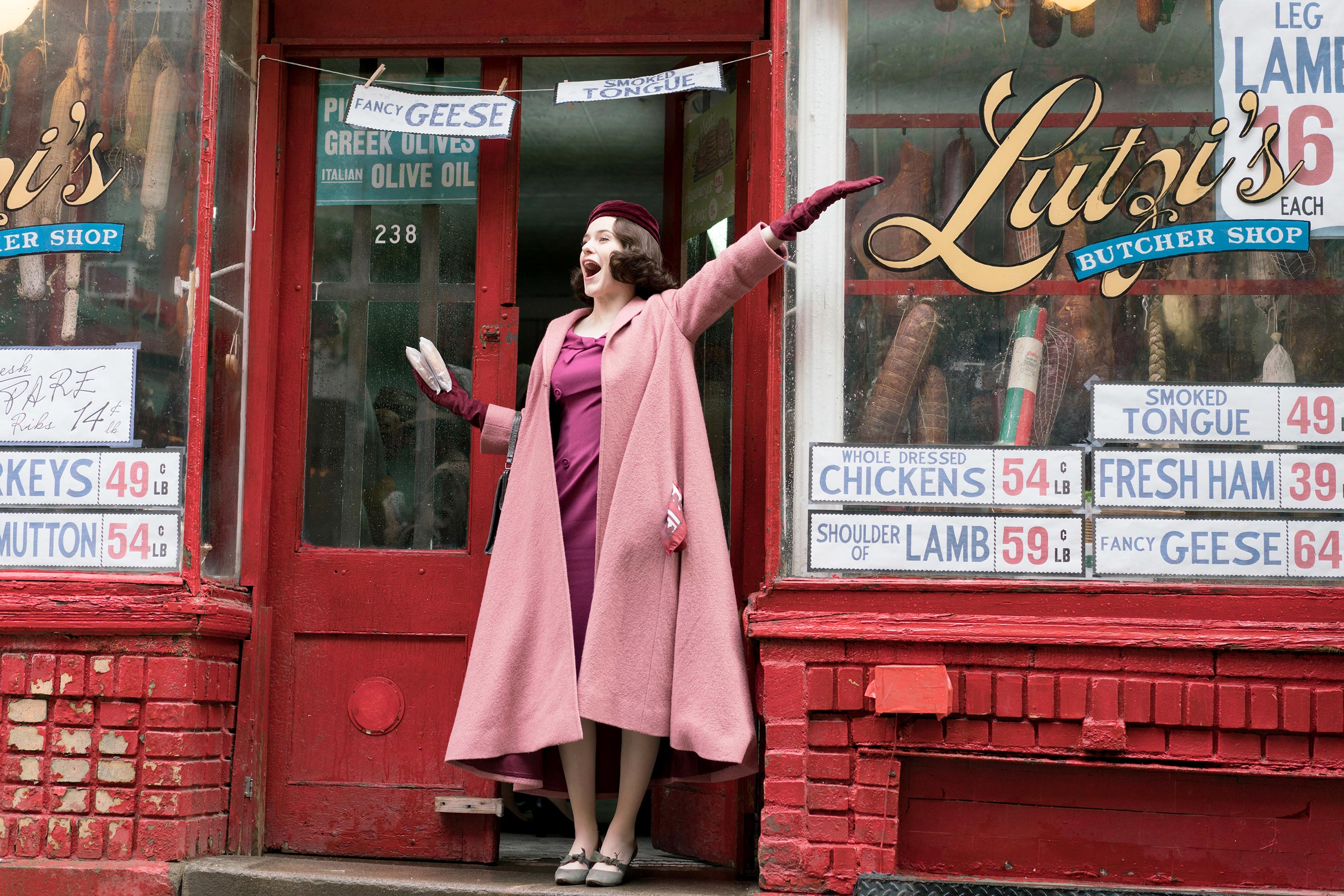 The Marvelous Mrs. Maisel to stream on Amazon for free to celebrate Golden Globes wins