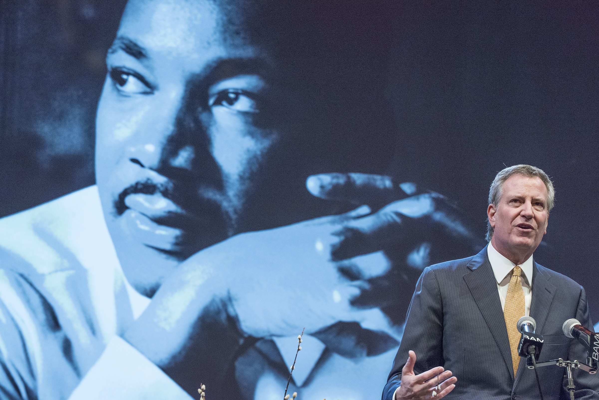 New York leaders honor Martin Luther King Jr.'s civil rights legacy