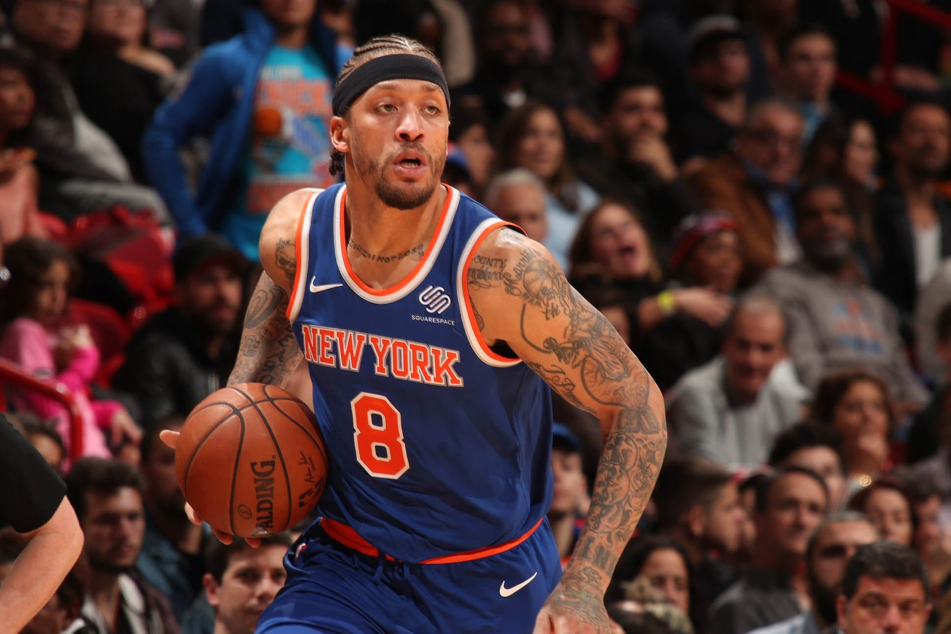 Michael Beasley claims taunting isn't how he got hurt