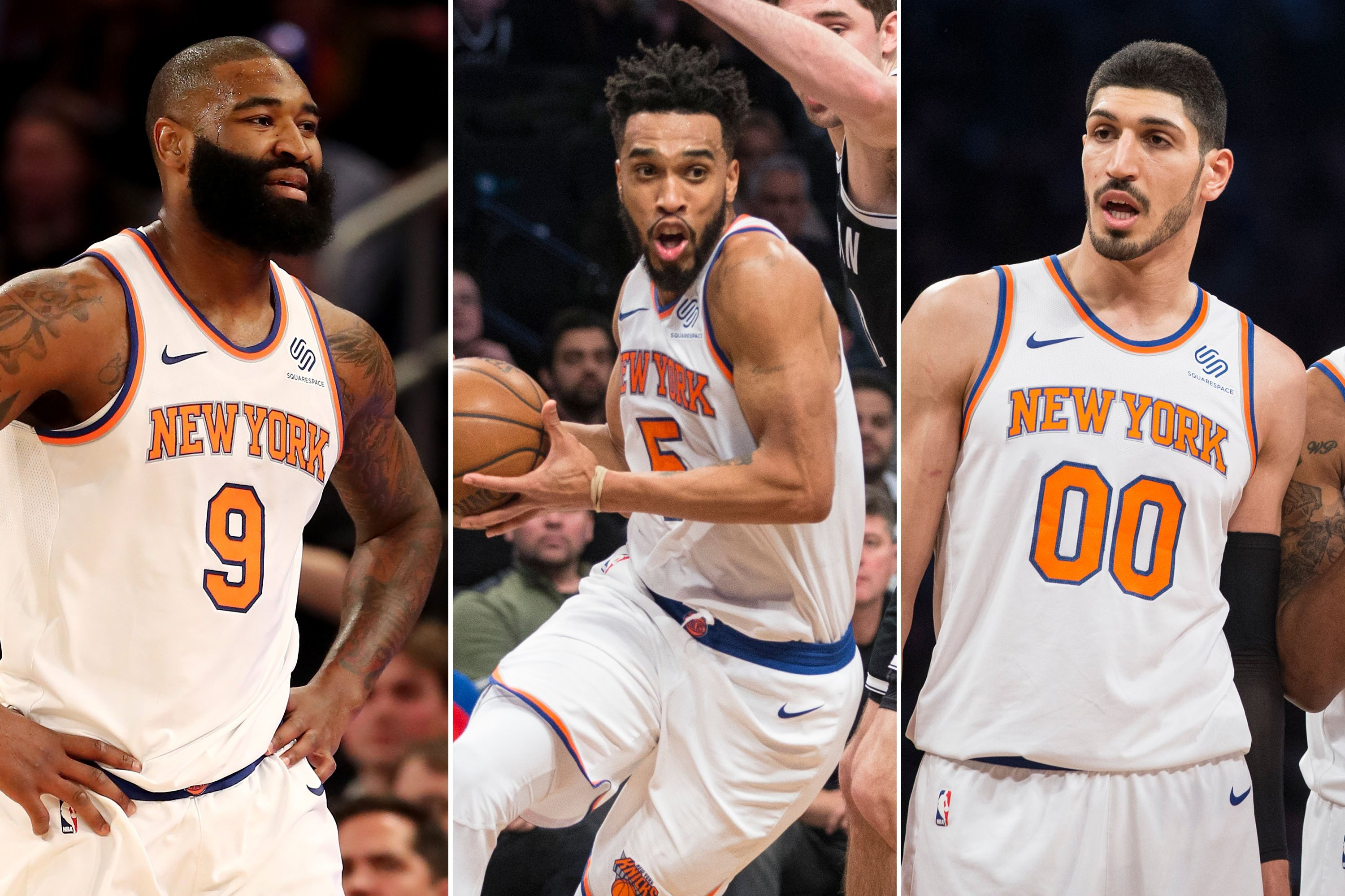 What a Knicks sell-off would look like after Hornacek clue