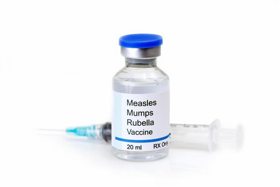 Measles outbreaks spread to five areas across England – as number of cases passes 100