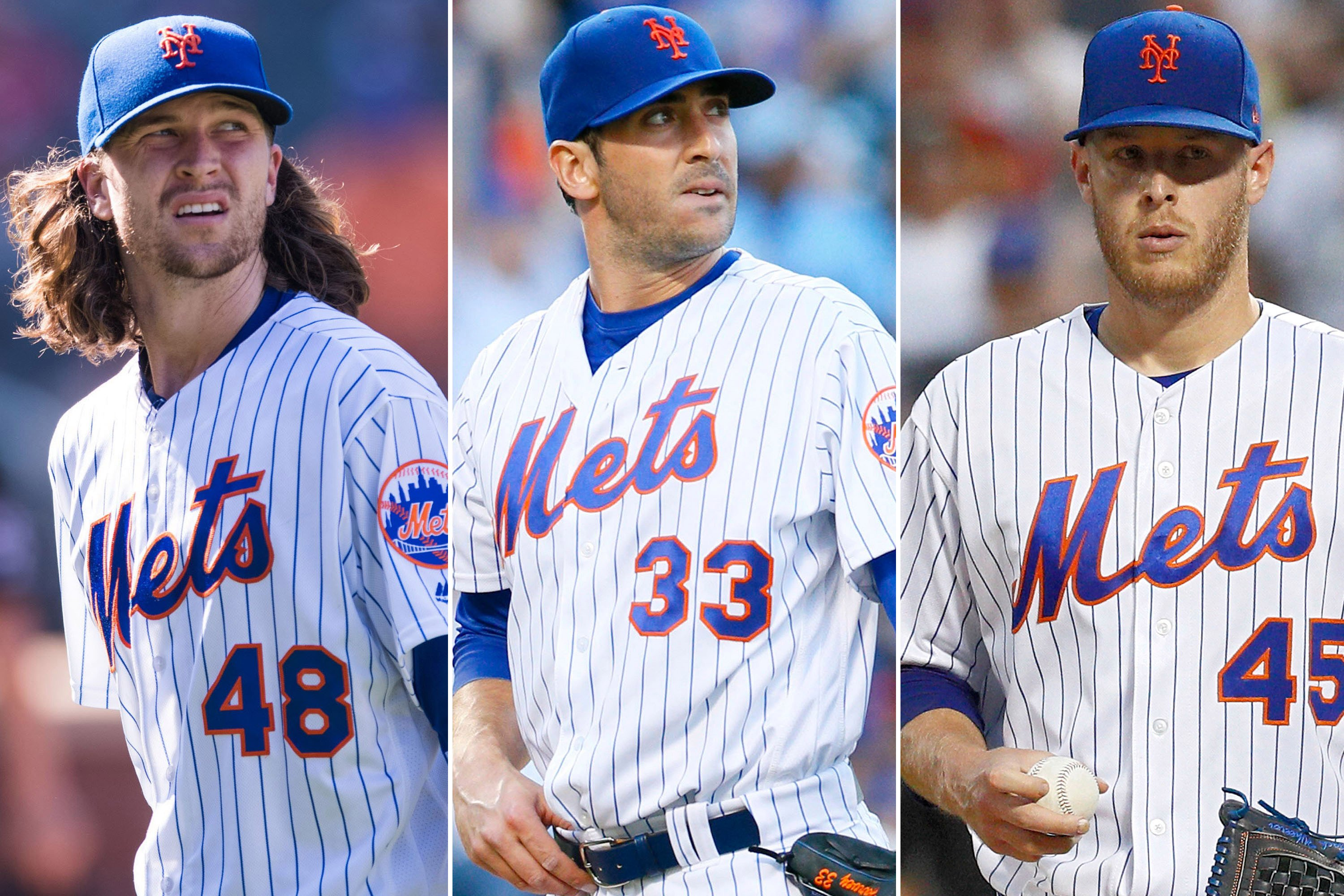 Mets reach deals with 3 starters, but one holdout remains