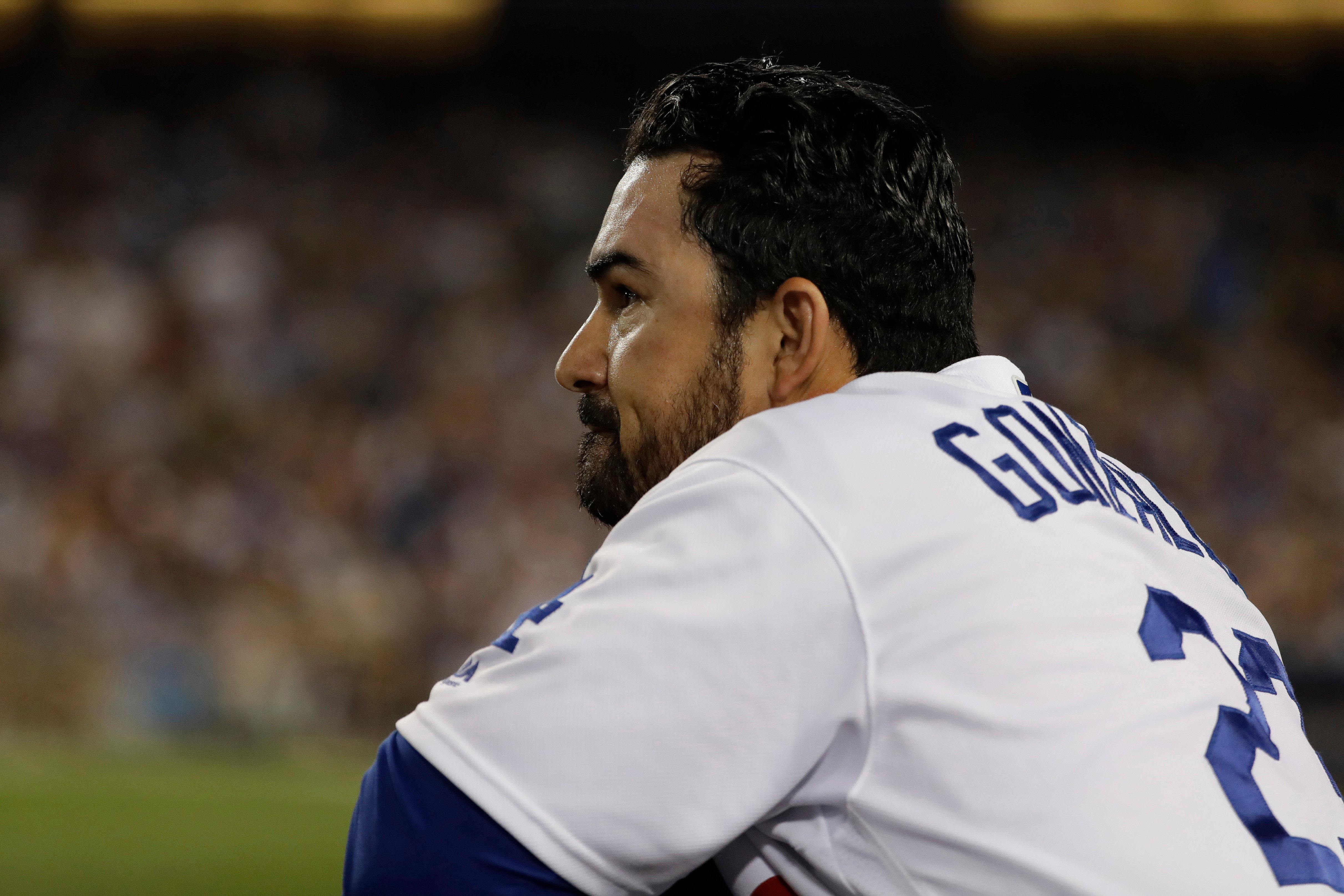 Adrian Gonzalez: My annoying reputation was a Red Sox thing