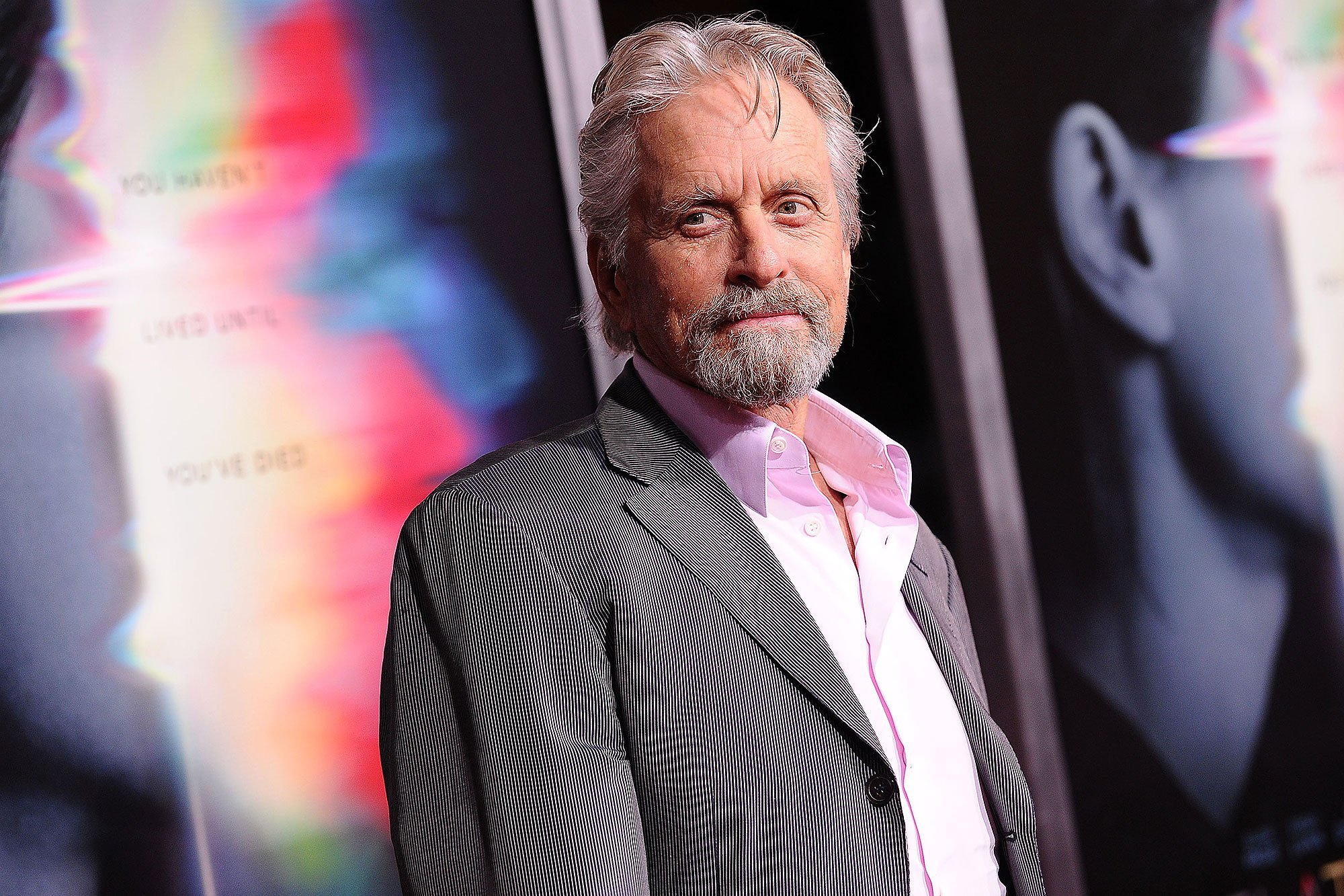 Michael Douglas preemptively denies sexual harassment allegation before it goes public
