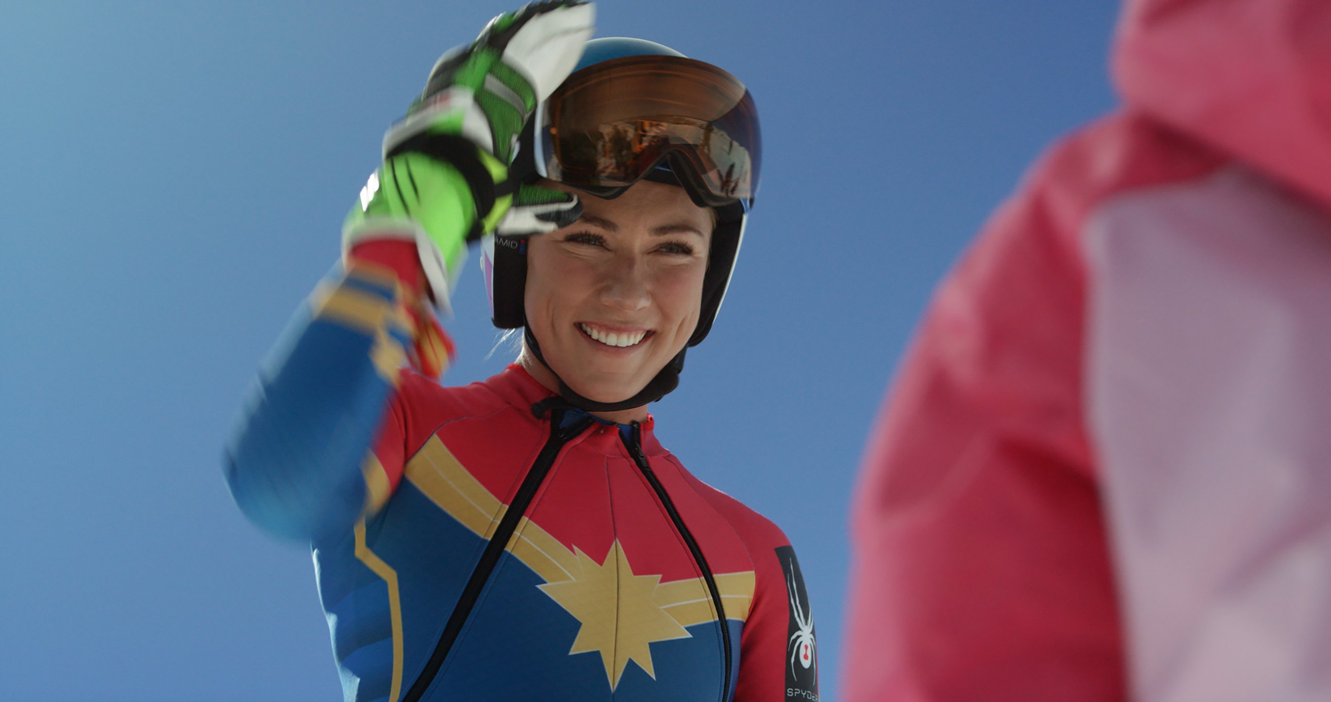 Super Bowl commercial: Olympian Mikaela Shiffrin in NBC ad