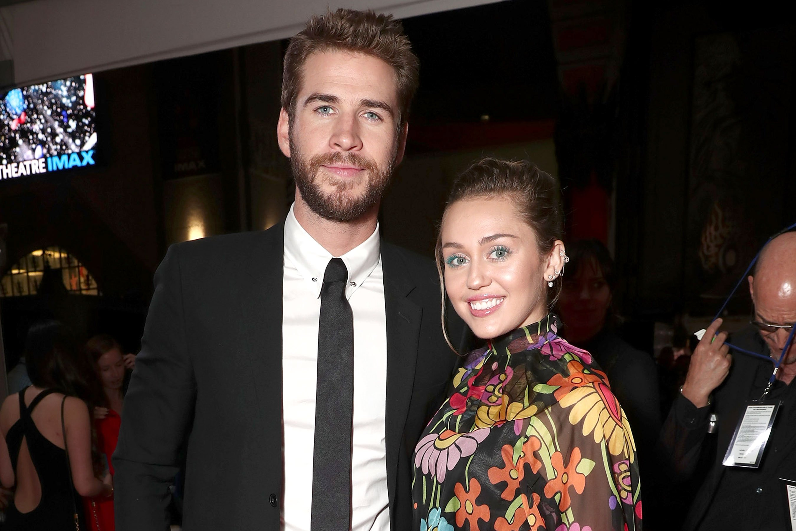 Miley Cyrus shares birthday message for Liam Hemsworth