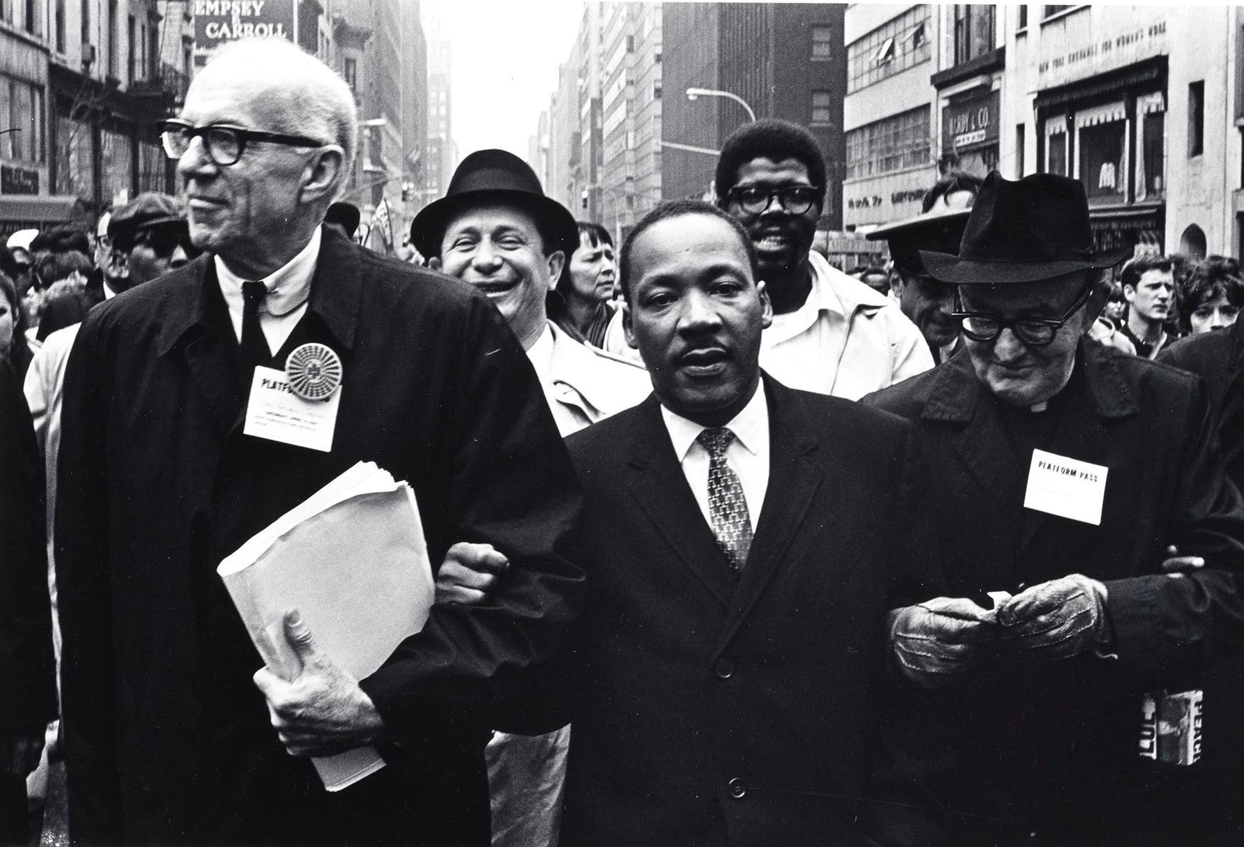 MLK's surprising connections to NYC
