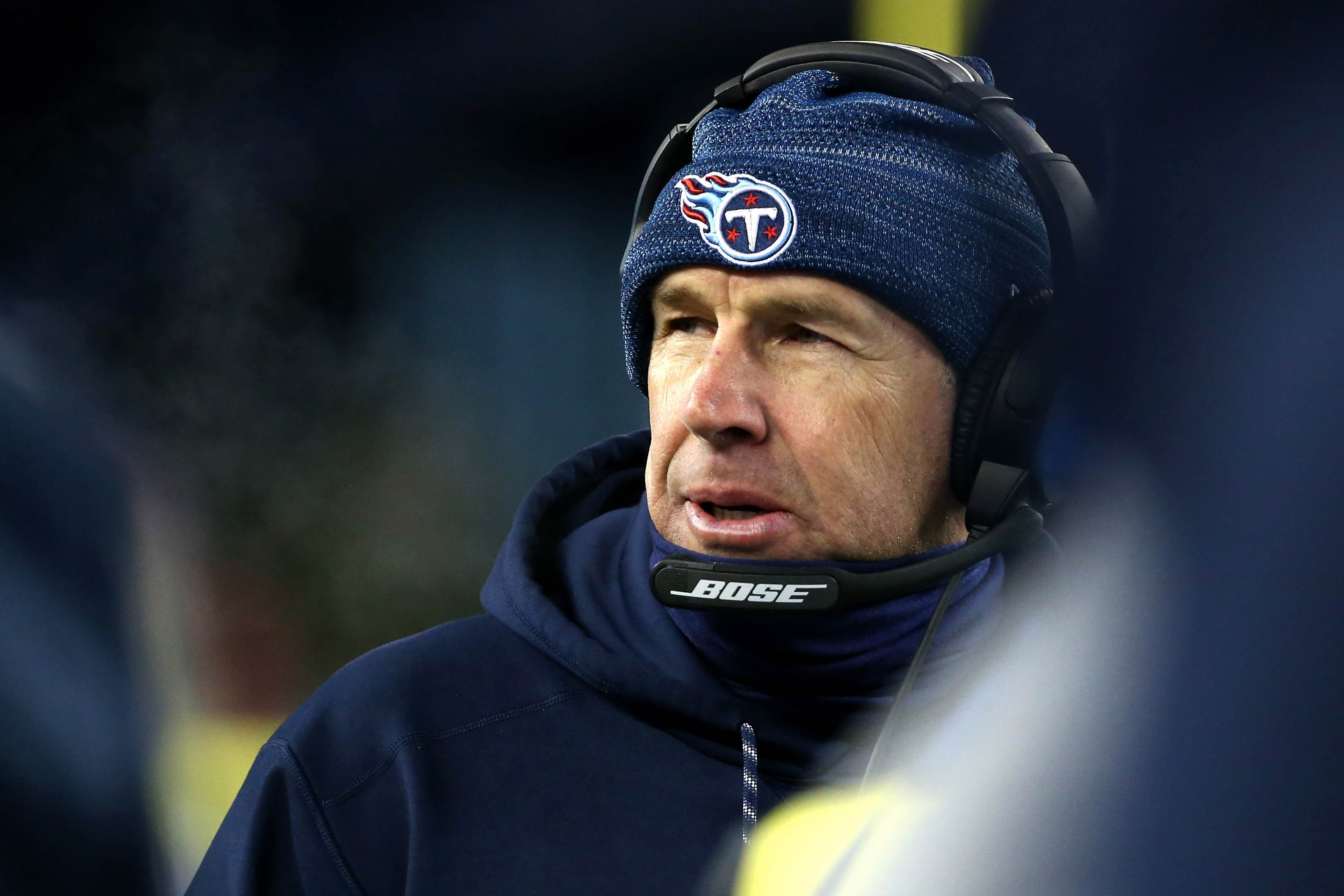 Titans coach stunningly gone