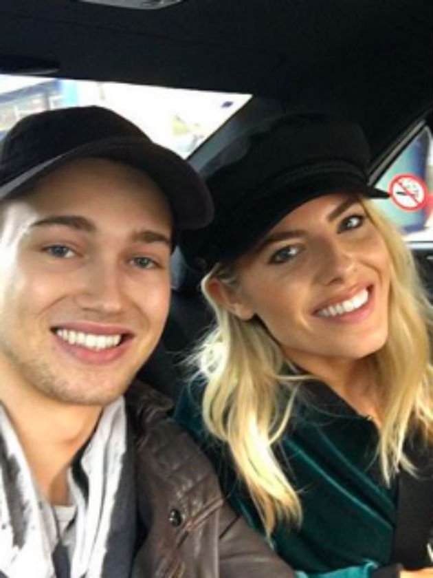 Fans thinks Mollie King's sexy swimsuit pic confirms AJ Pritchard romance