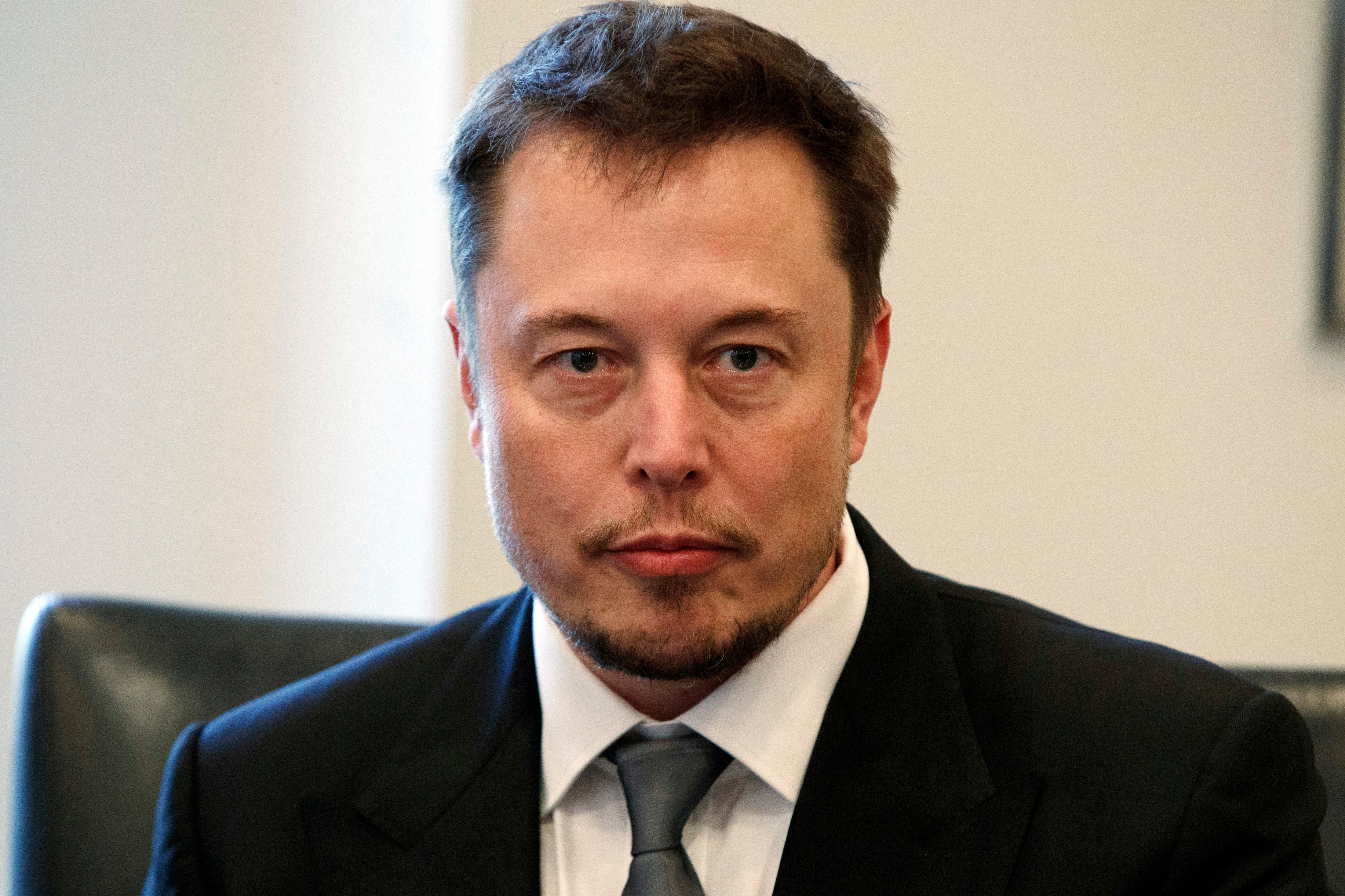 """Elon Musk once attended a Silicon Valley """"sex party'"""