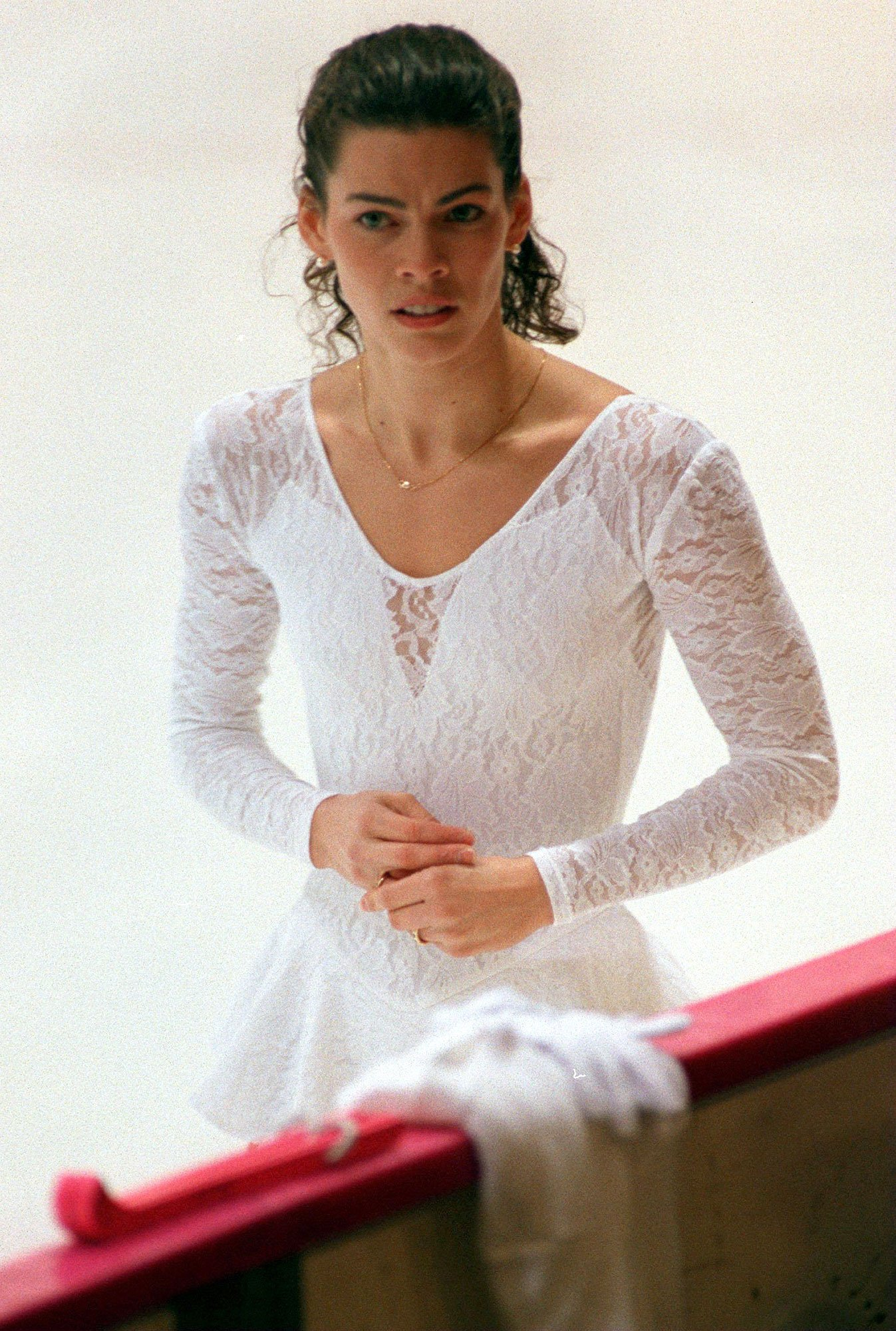 Nancy Kerrigan hasn't watched 'I, Tonya' and has 'nothing' to say about it